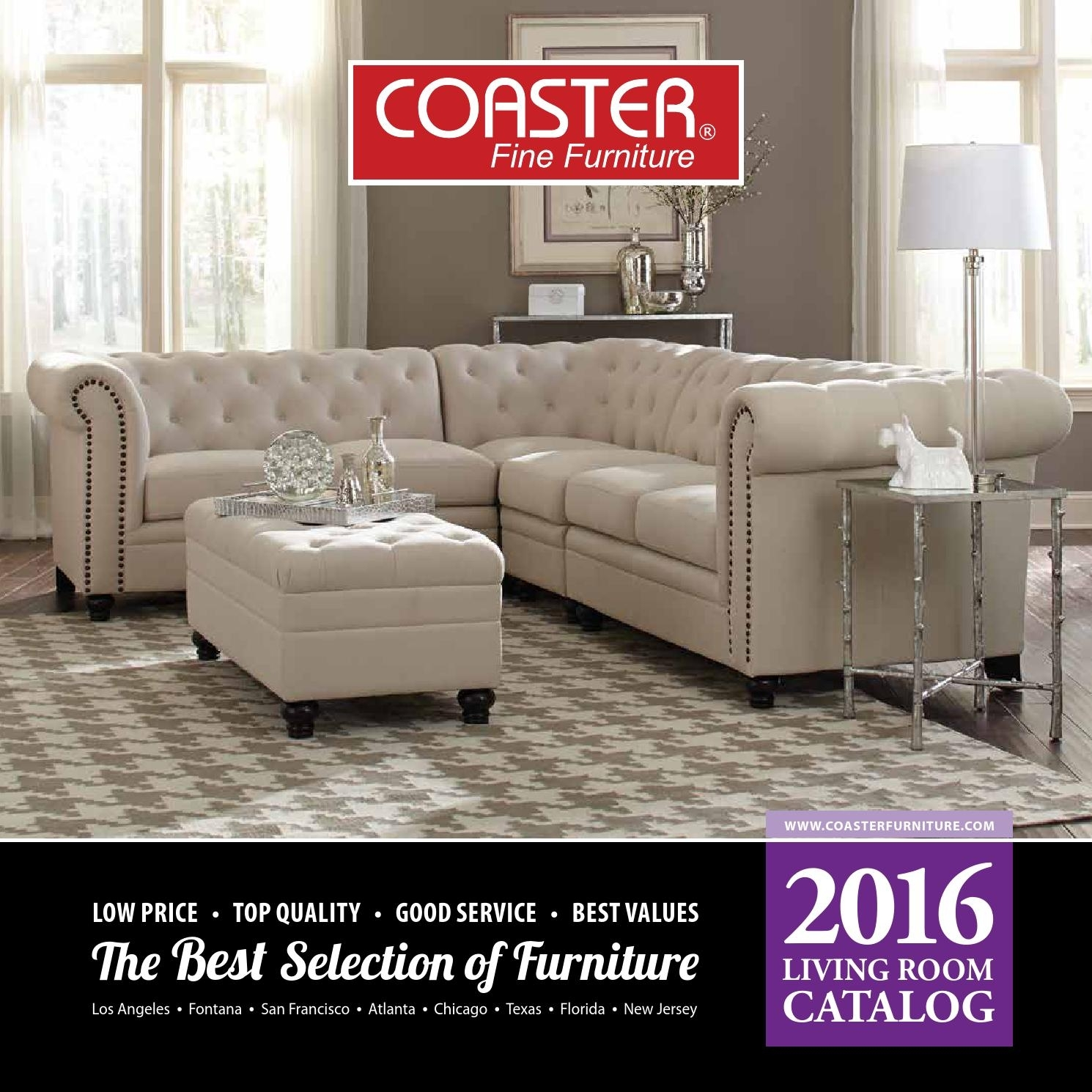 2016 Living Room Catalogcoaster Company Of America   Issuu Throughout Clyde Saddle 3 Piece Power Reclining Sectionals With Power Headrest & Usb (Photo 16 of 30)