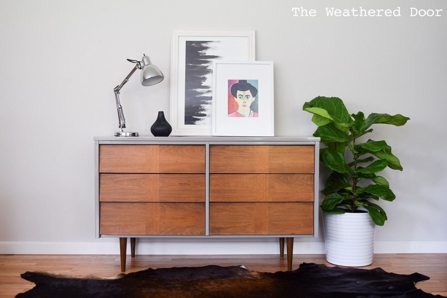 25 Ways To Upcycle Your Dresser For Jigsaw Refinement Sideboards (Gallery 6 of 30)