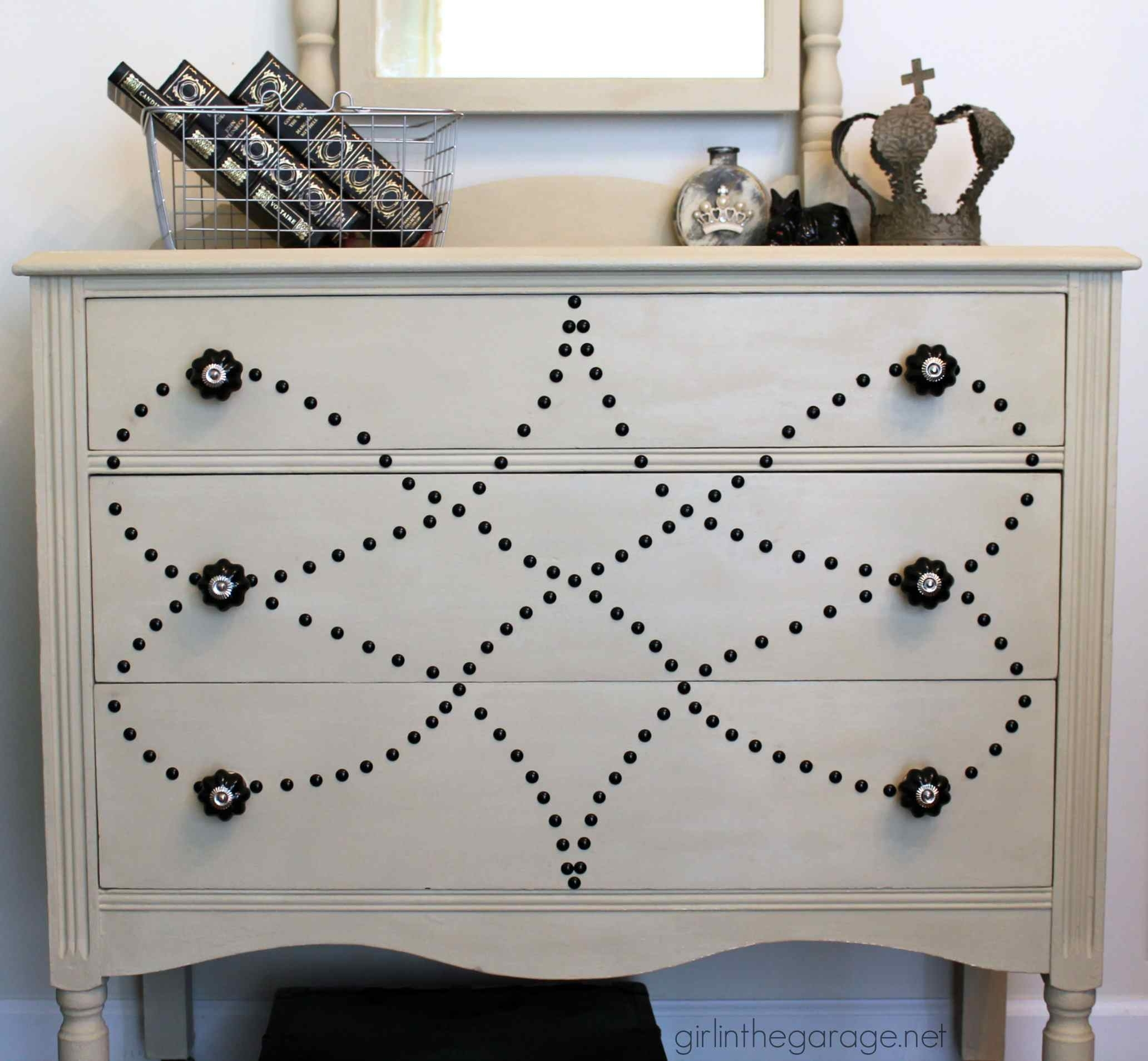 25 Ways To Upcycle Your Dresser with regard to Jigsaw Refinement Sideboards (Image 3 of 30)