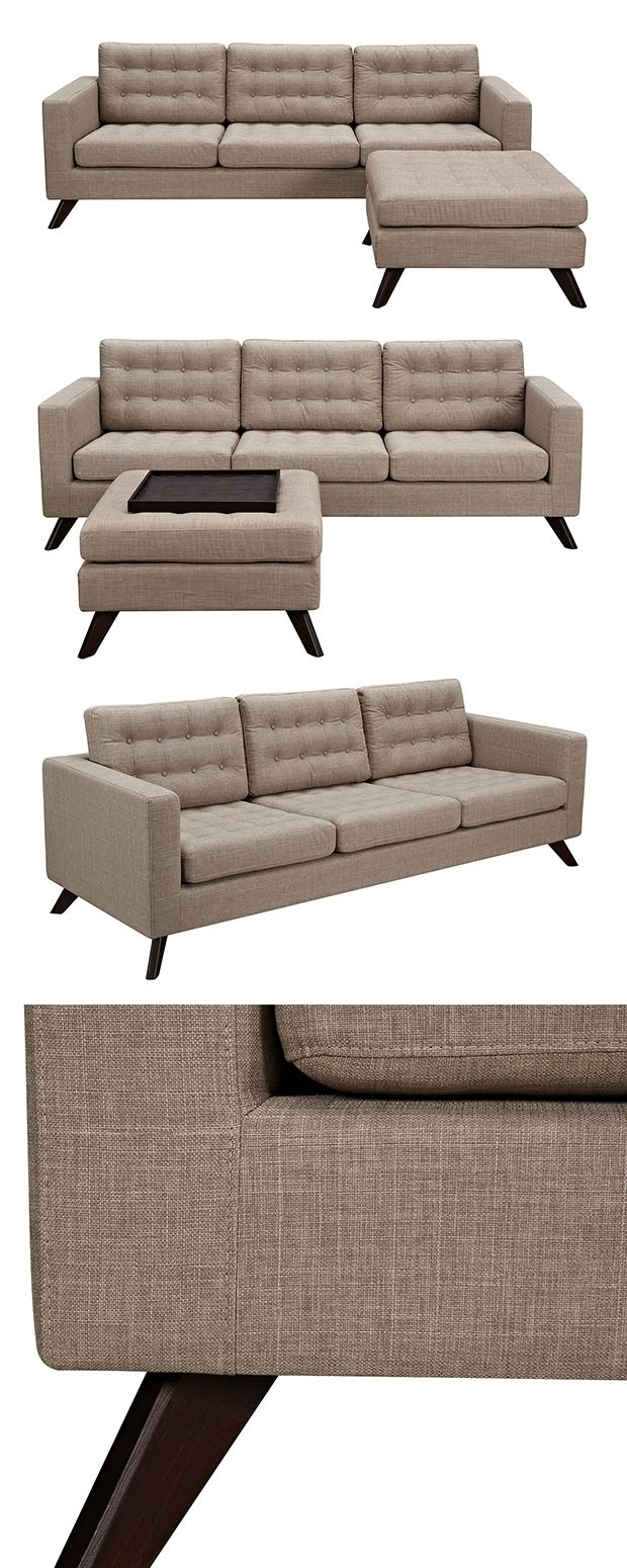 27 Best For The Living Room Images On Pinterest | Living Room for Declan 3 Piece Power Reclining Sectionals With Right Facing Console Loveseat (Image 1 of 30)