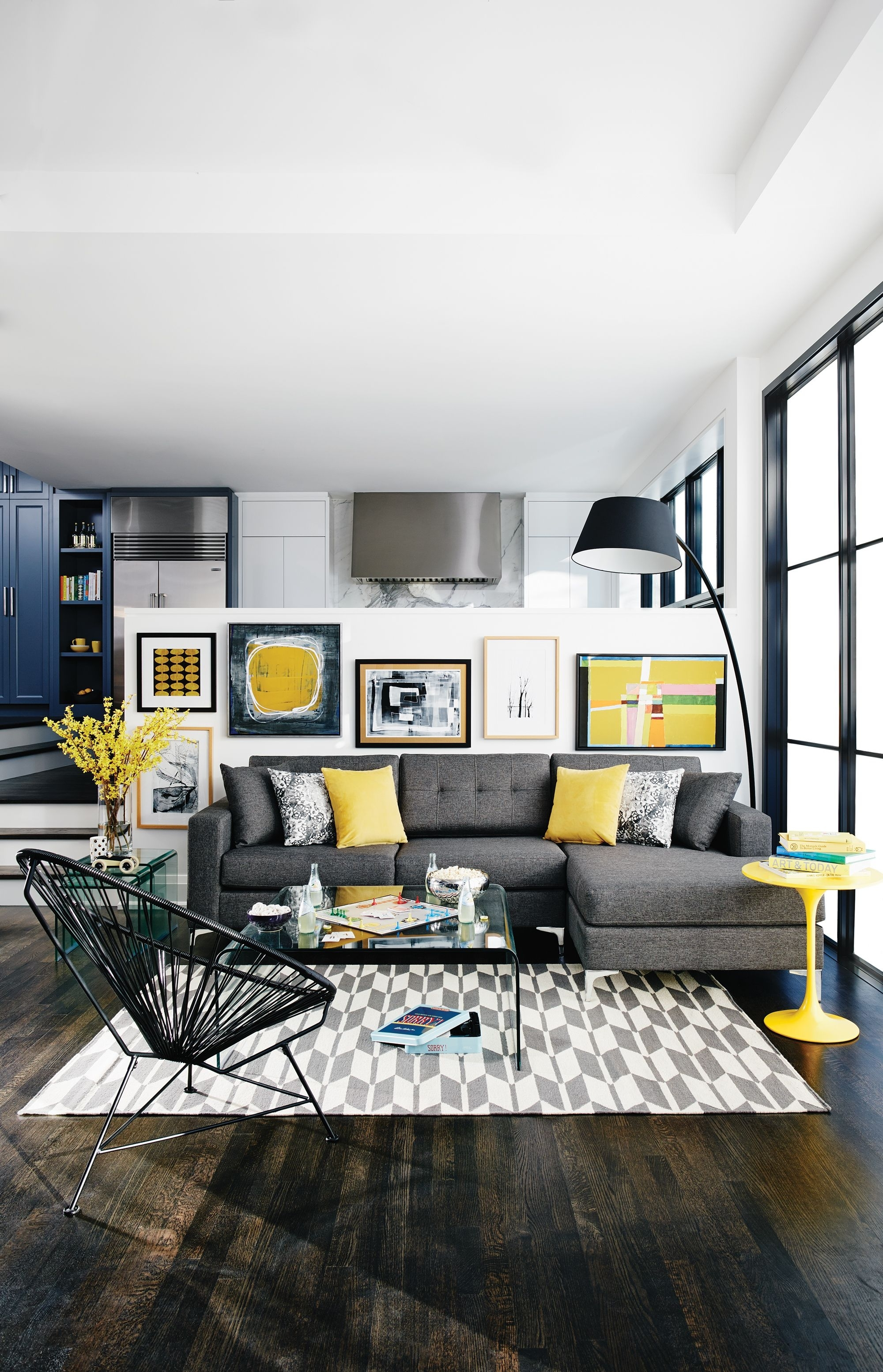27 Inspirational Light Grey Sofa Decorating Ideas Images Pertaining To Aquarius Light Grey 2 Piece Sectionals With Laf Chaise (Photo 26 of 30)