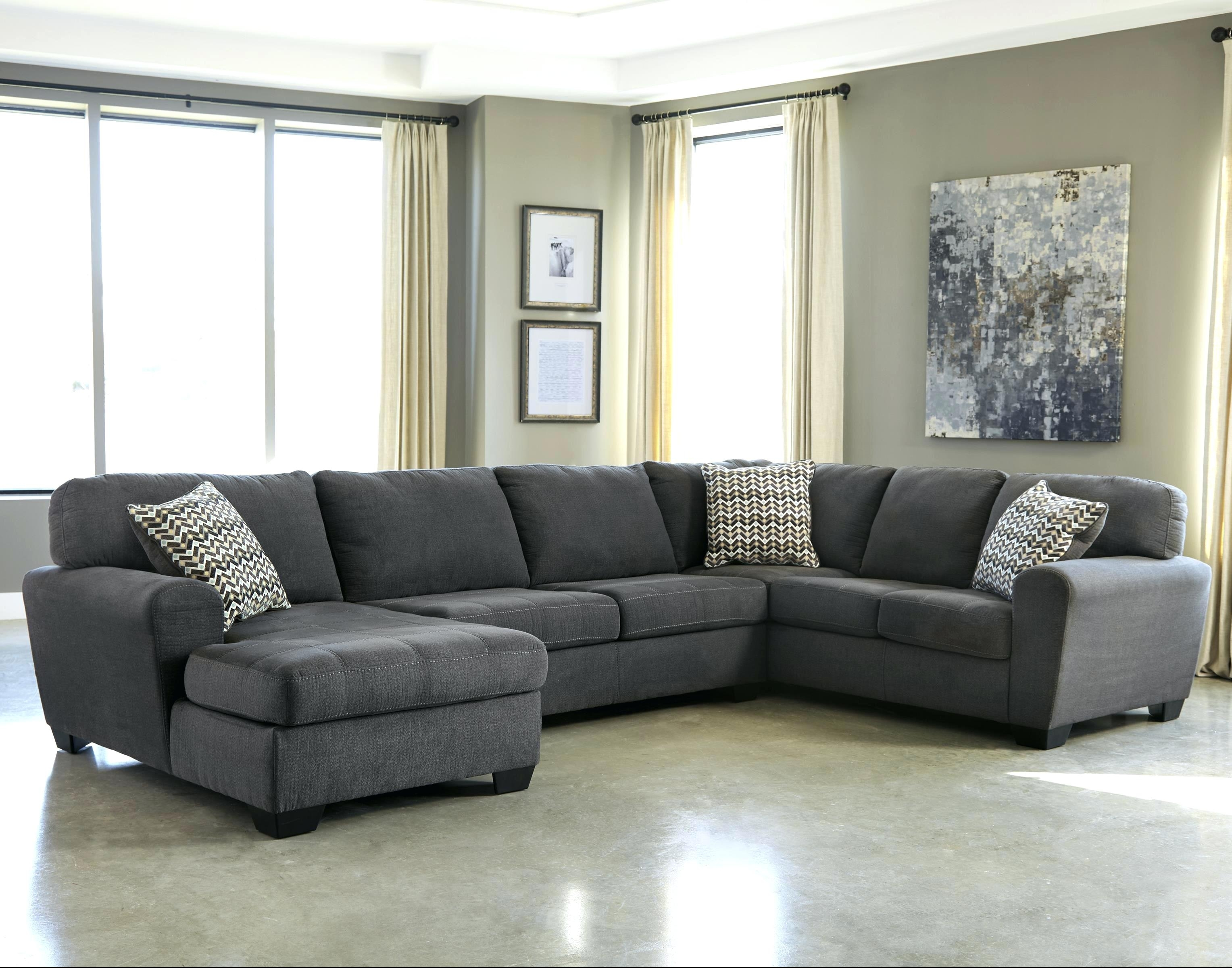 3 Piece Sectional Haven Blue Steel 3 Piece Sectional 3 Pc Reclining inside Haven 3 Piece Sectionals (Image 2 of 32)