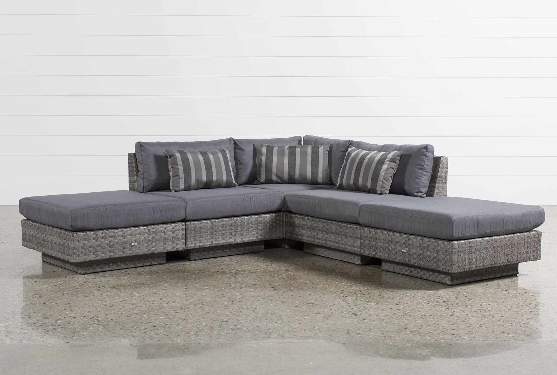 3 Piece Sectional Sofa Dimensions | Baci Living Room With Regard To Haven 3 Piece Sectionals (Photo 23 of 32)