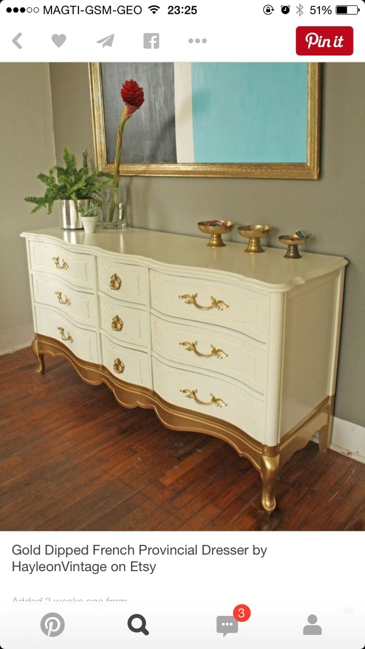 3124 Best Decor Ideas Images On Pinterest | Painted Furniture Intended For Geo Capiz Sideboards (Photo 17 of 30)