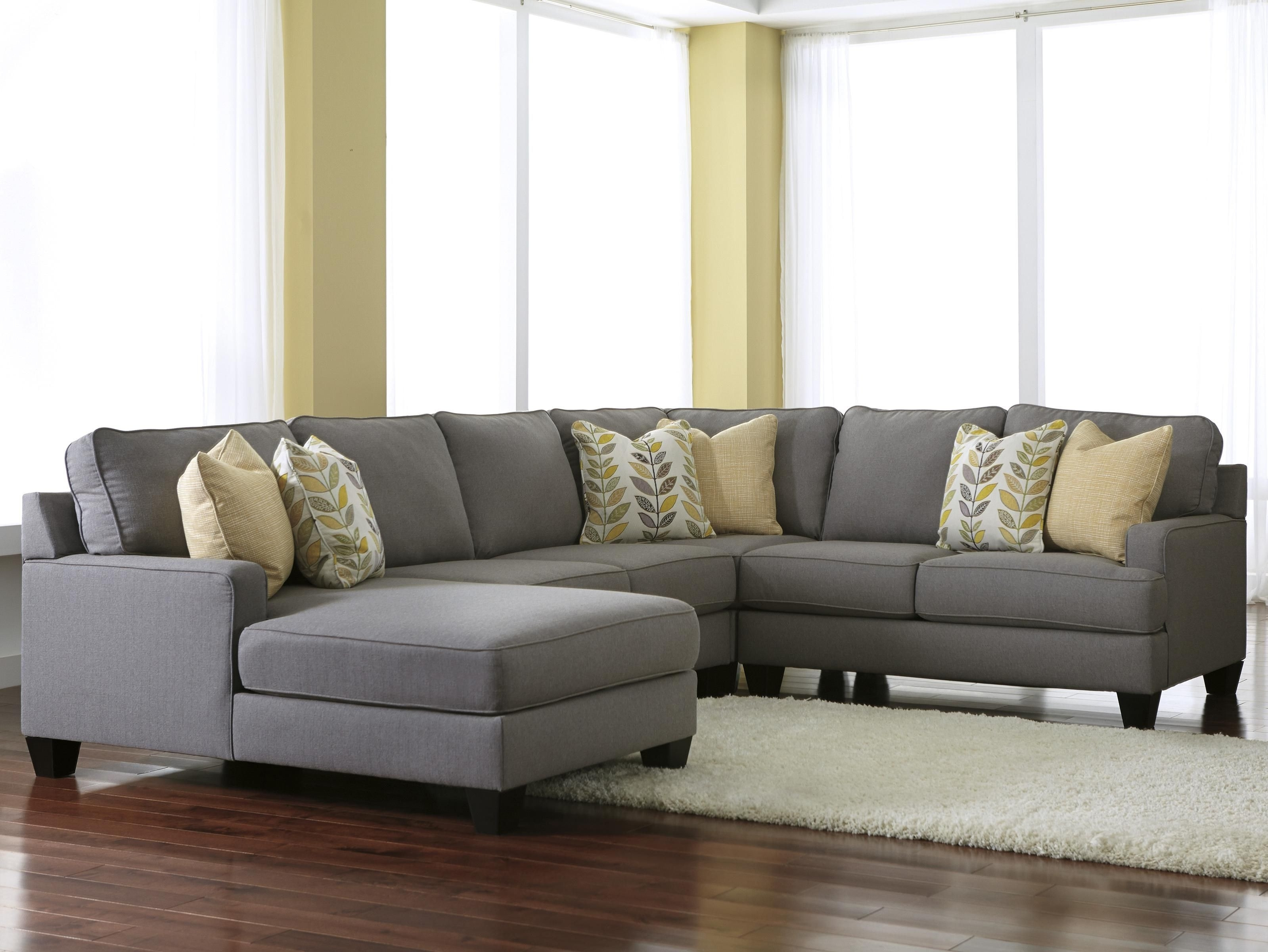 39 Collection Sectional Living Room Ideas Graphics | Living Room pertaining to Aquarius Light Grey 2 Piece Sectionals With Laf Chaise (Image 3 of 30)