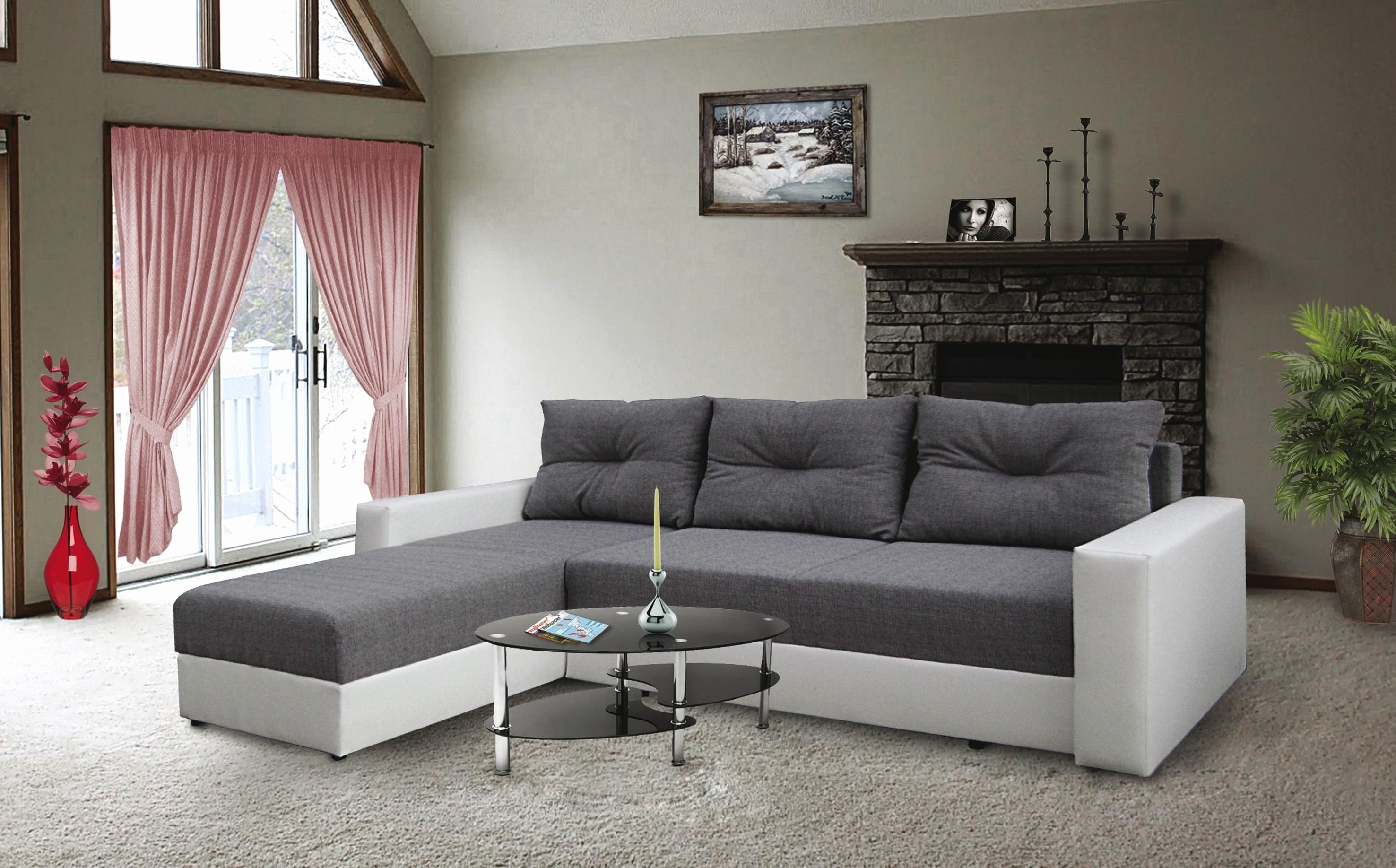 39 Collection Sectional Living Room Ideas Graphics | Living Room within Aquarius Light Grey 2 Piece Sectionals With Raf Chaise (Image 4 of 30)
