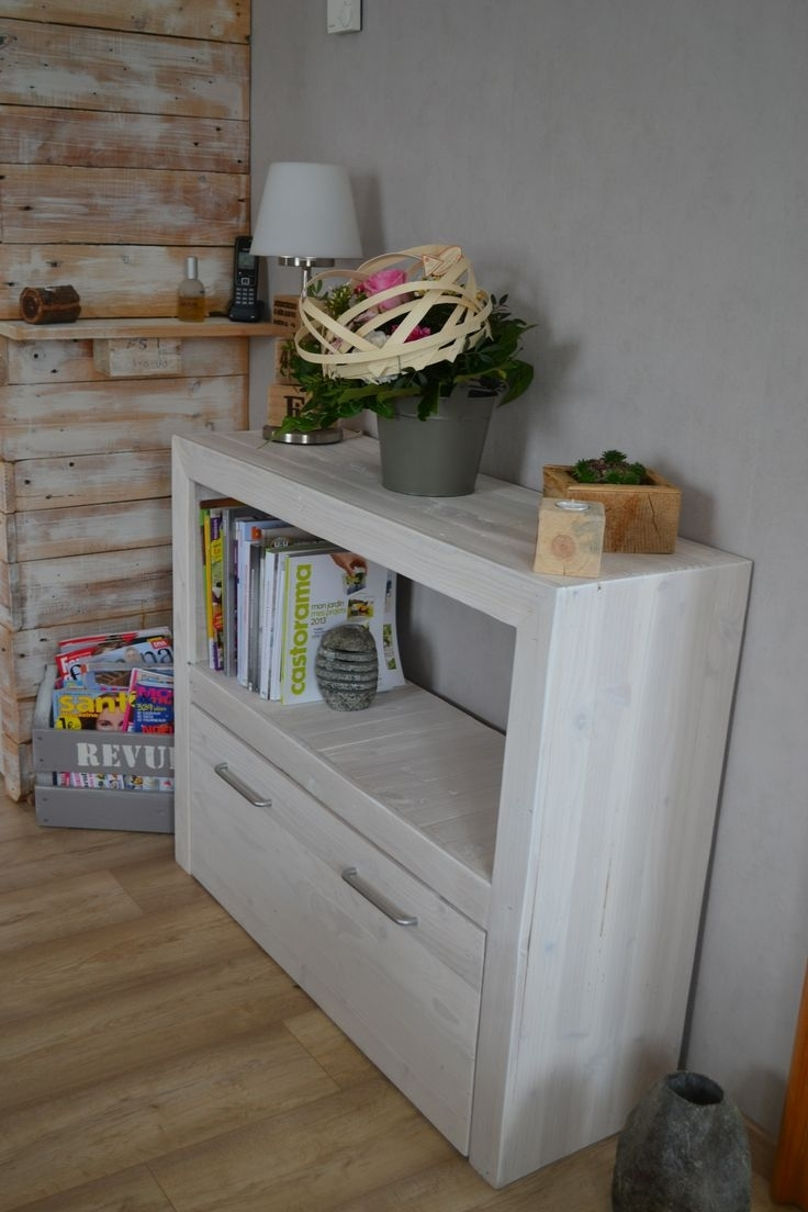 411 Best Pallet Wonders - Diy Images On Pinterest | Pallet Ideas with Marbled Axton Sideboards (Image 3 of 26)