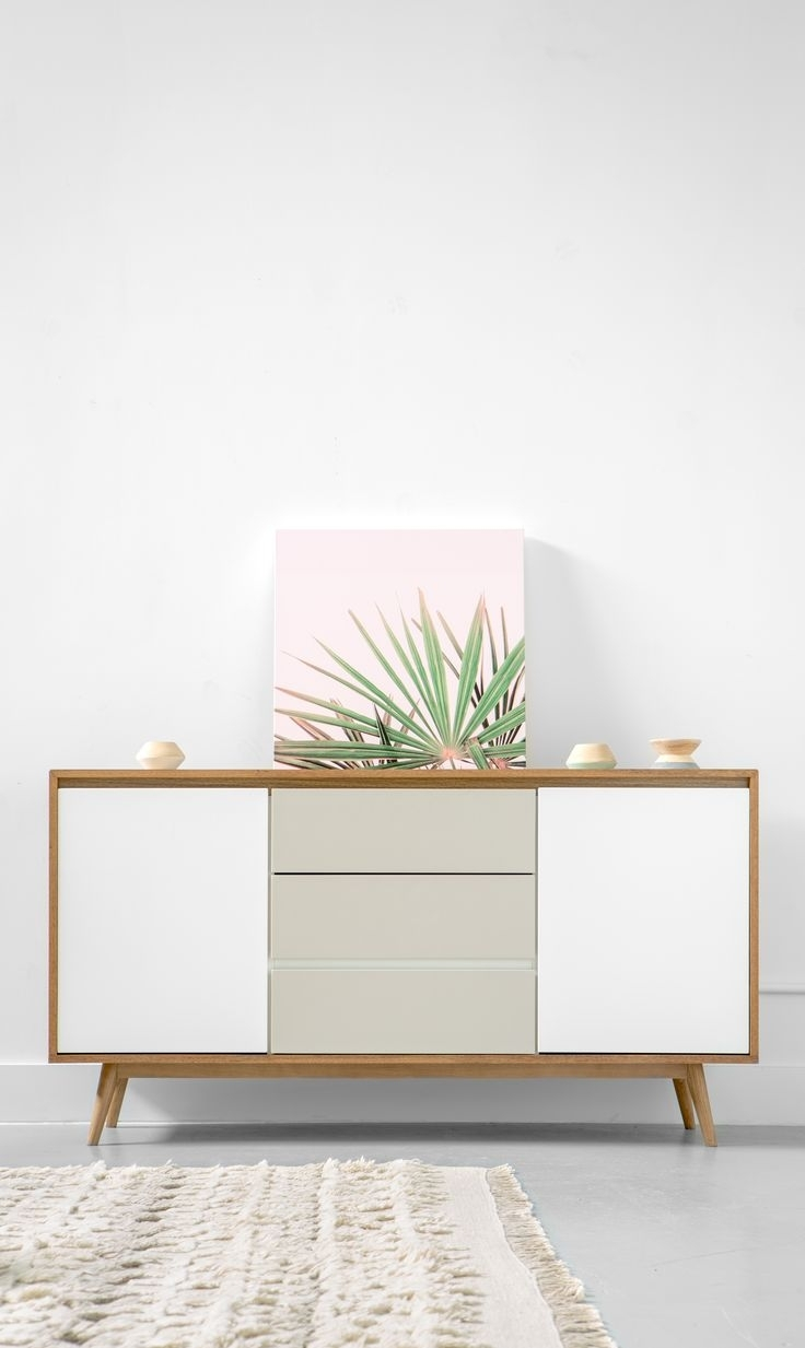43 Best Mid-Century Images On Pinterest | Painted Furniture in Girard 4 Door Sideboards (Image 1 of 30)