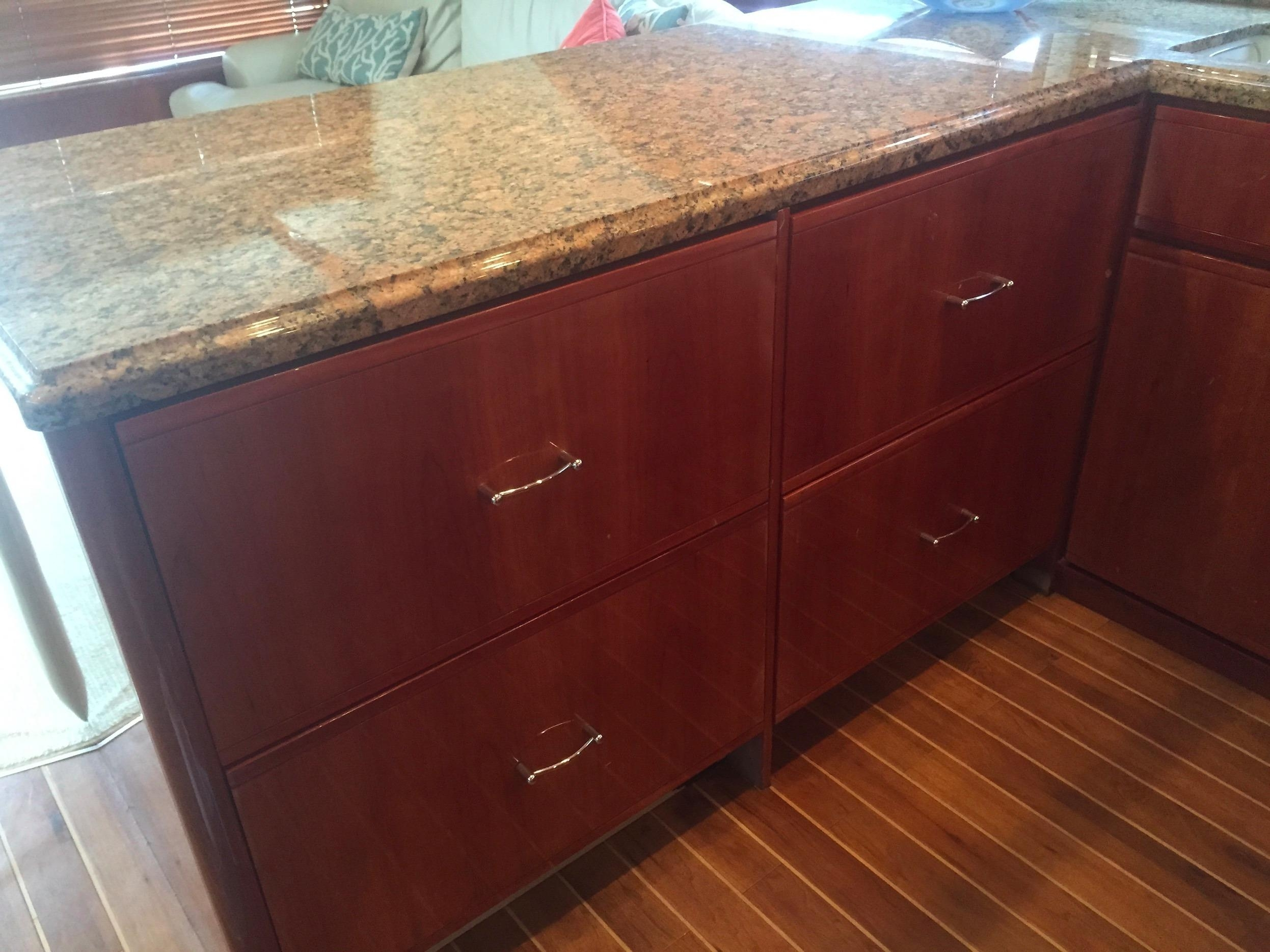 51 Bertram 2004 Fajardo, Puerto Rico Sold On 2017 05 23Denison Pertaining To Mikelson Sideboards (Photo 11 of 30)