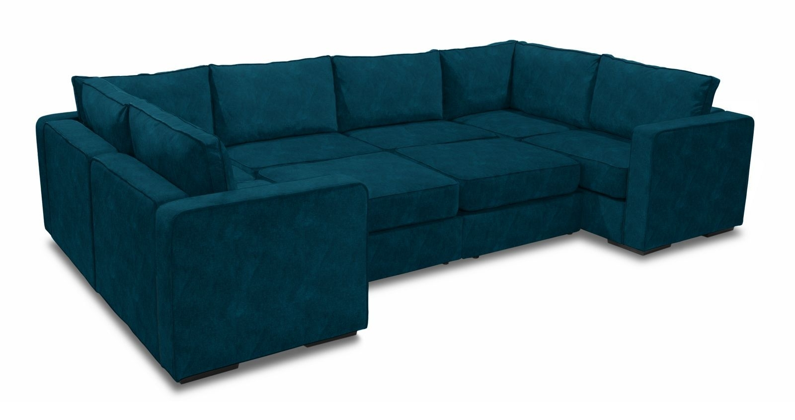 8 Seats + 10 Sides | Living/media Room | Pinterest | Couch, Home Inside London Optical Reversible Sofa Chaise Sectionals (Gallery 10 of 30)