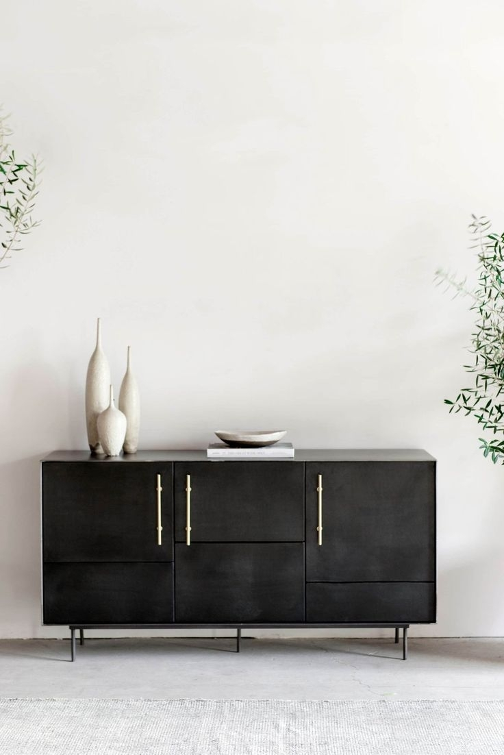 830 Best Living Room Images On Pinterest | Clothes Racks, Furniture regarding Moraga Live Edge 8 Door Sideboards (Image 4 of 30)