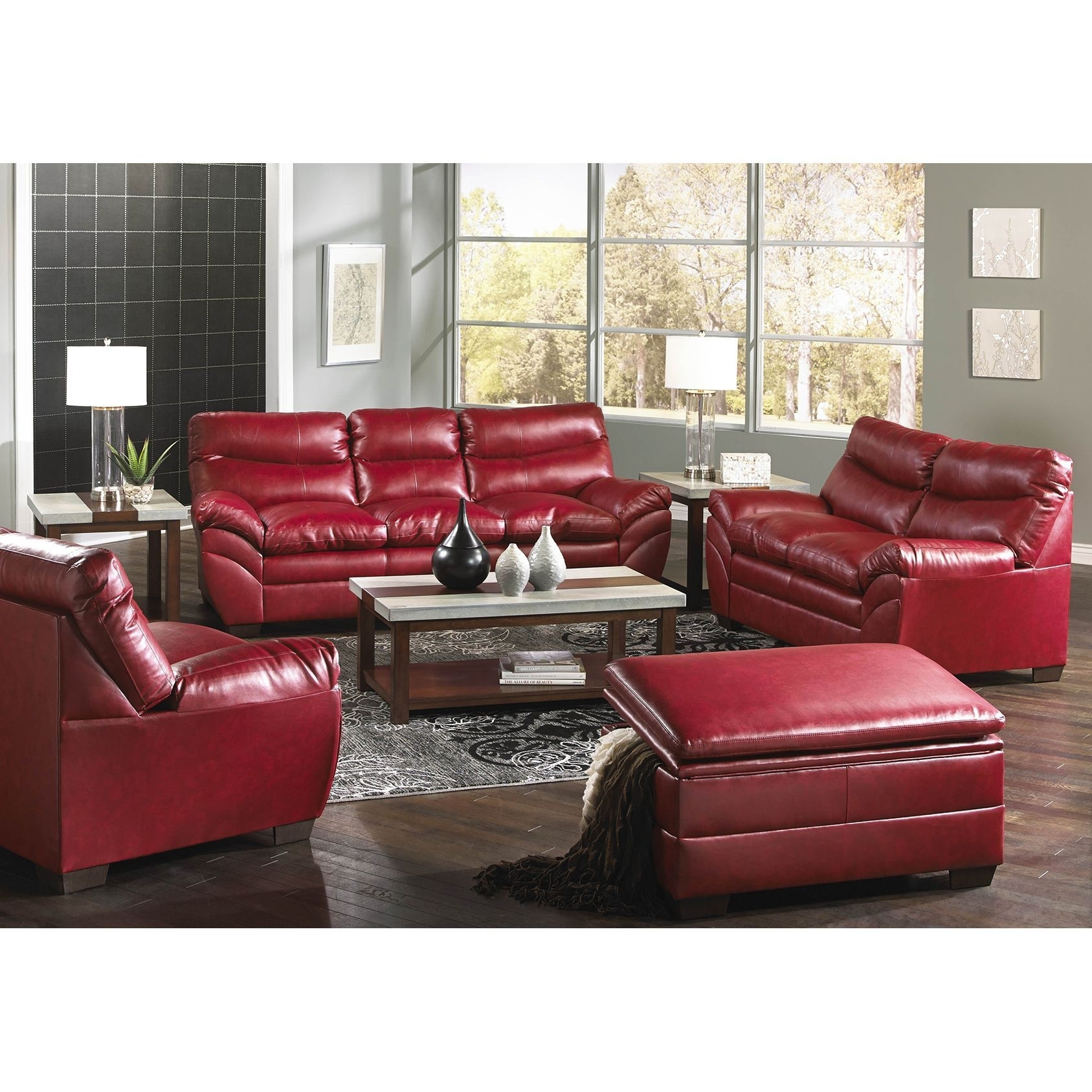 Add Bold Elegance To Your Home With This Gorgeous Love Seat. The with Tenny Cognac 2 Piece Right Facing Chaise Sectionals With 2 Headrest (Image 3 of 30)