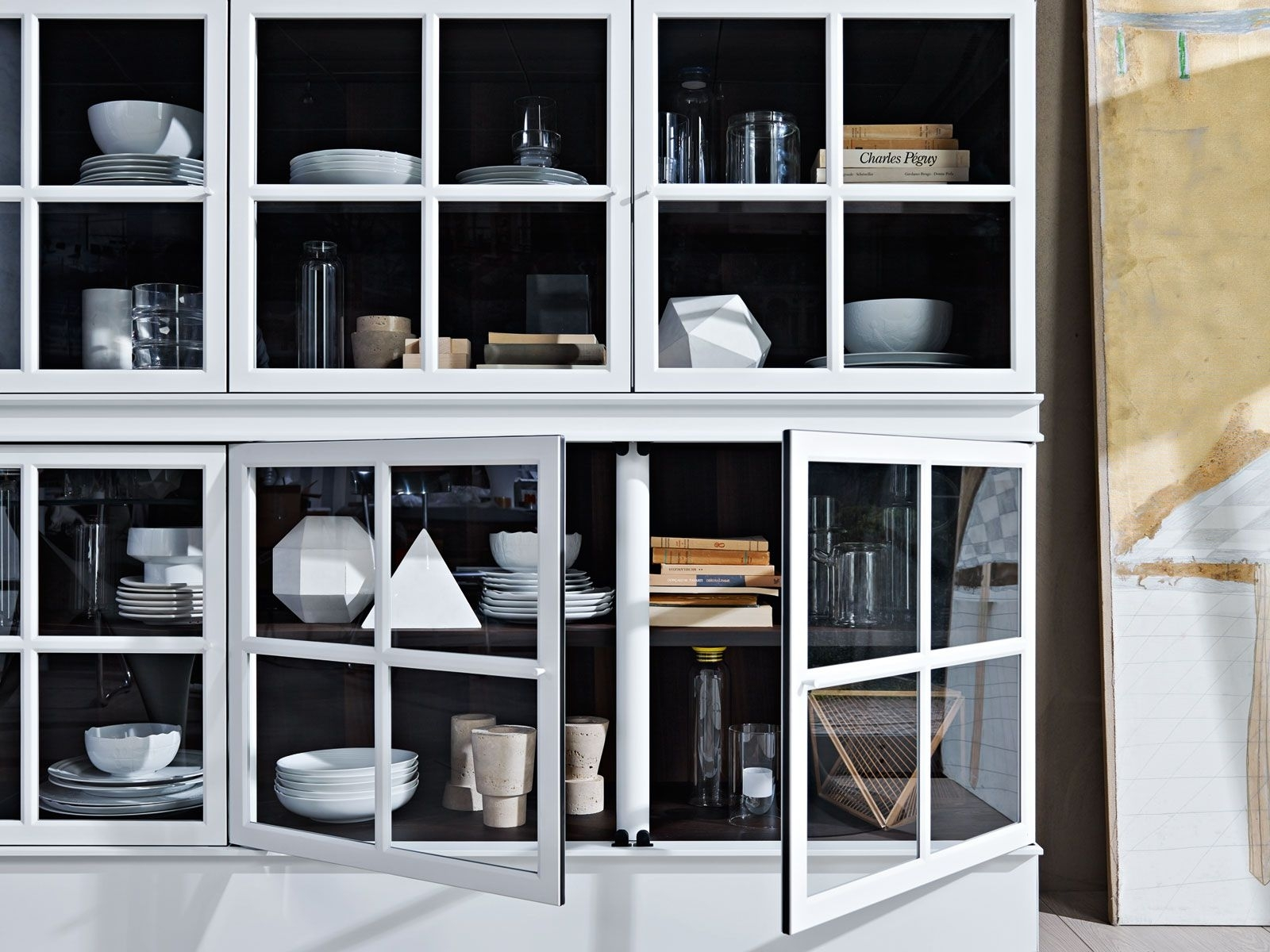 Aldo Rossi And Luca Meda Have Designed A Piece Of Architecture; A intended for Rossi Large Sideboards (Image 3 of 30)