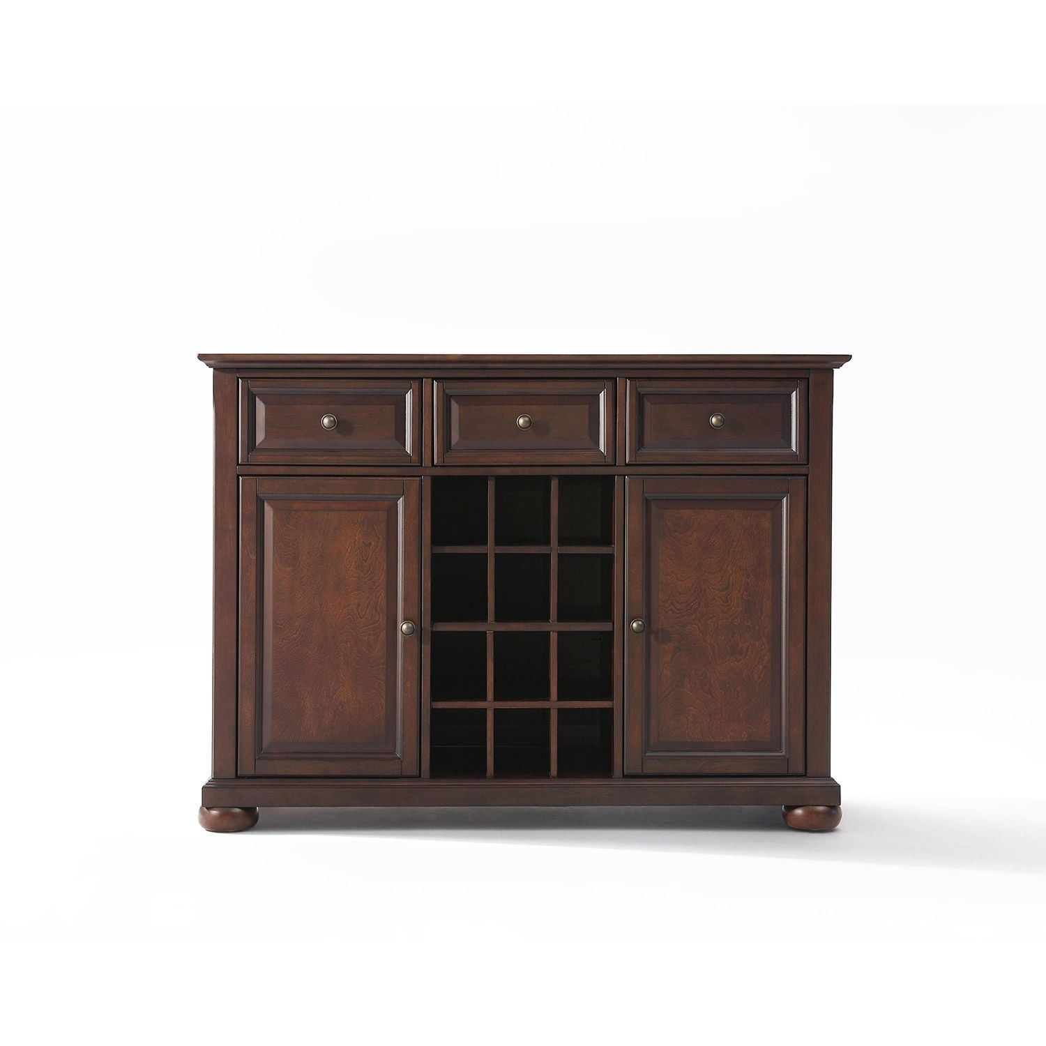 Alexandria Buffet Server / Sideboard, Mahogany *d | Kf42001Ama in Amos Buffet Sideboards (Image 4 of 30)