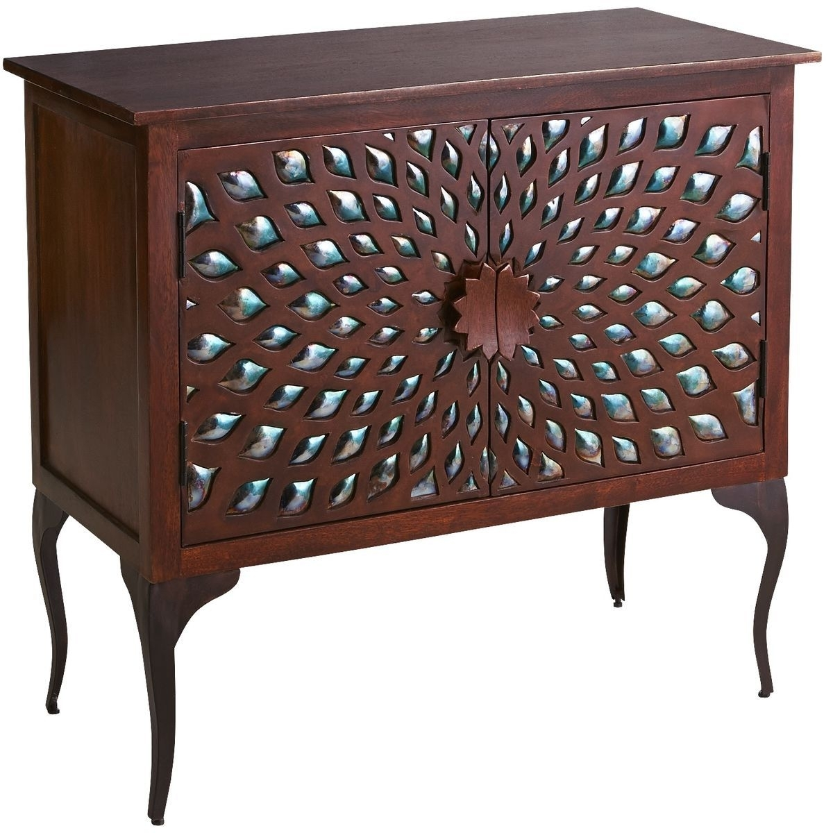 Allusion Cabinet | Pier 1 Imports 499 | Master Bedroom | Pinterest in Geo Capiz Sideboards (Image 13 of 30)