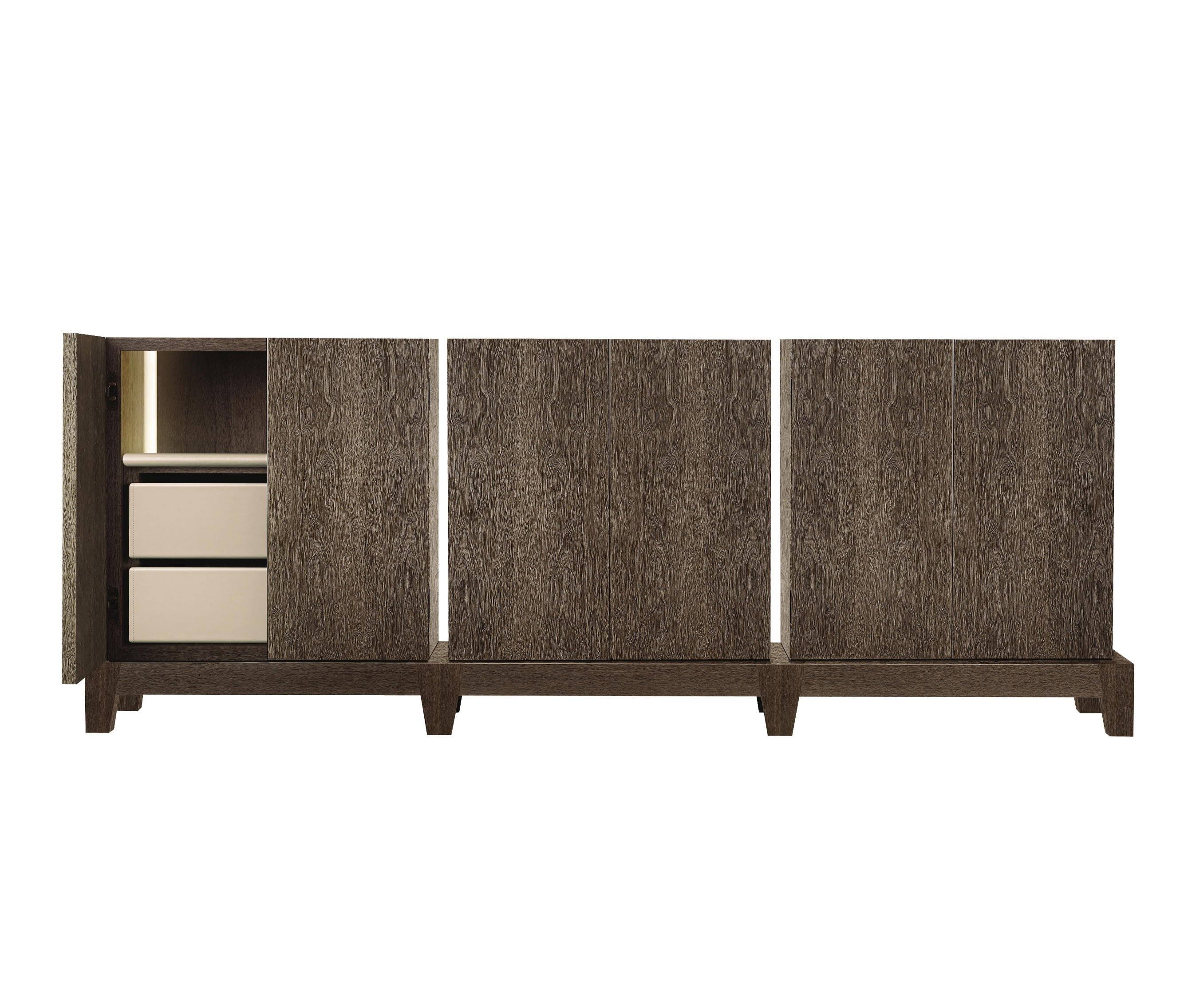 Amarcord Cabinet – Sideboards From Promemoria | Architonic With Iron Sideboards (View 2 of 30)
