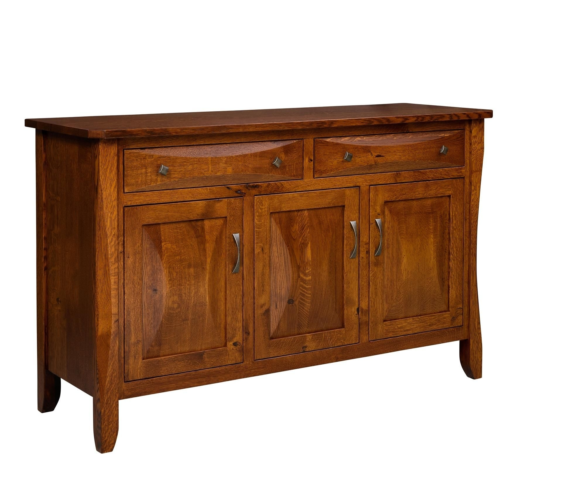 American Preston Sideboard | Preston, Storage Room And Craftsman within Craftsman Sideboards (Image 1 of 30)