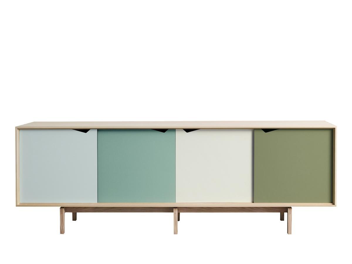 Andersen S1 Sideboardbykato, 2011 - Designer Furnituresmow inside 4-Door 4-Drawer Metal Inserts Sideboards (Image 1 of 30)