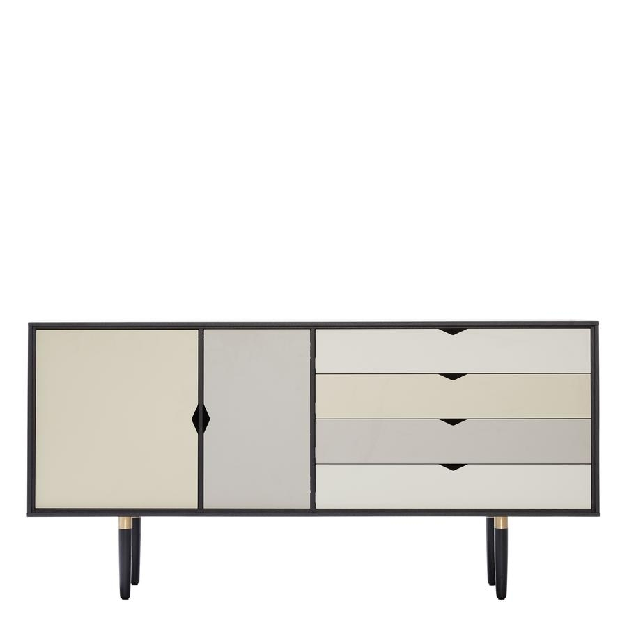 Andersen S6 Sideboardbykato - Designer Furnituresmow with regard to Girard 4 Door Sideboards (Image 3 of 30)