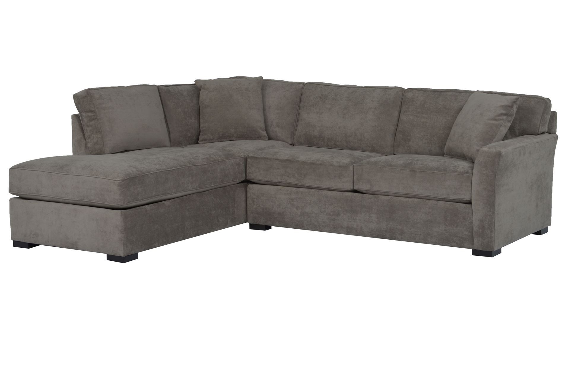 Aspen 2 Piece Sleeper Sectional W/laf Chaise | Living Room for Aspen 2 Piece Sectionals With Raf Chaise (Image 7 of 30)