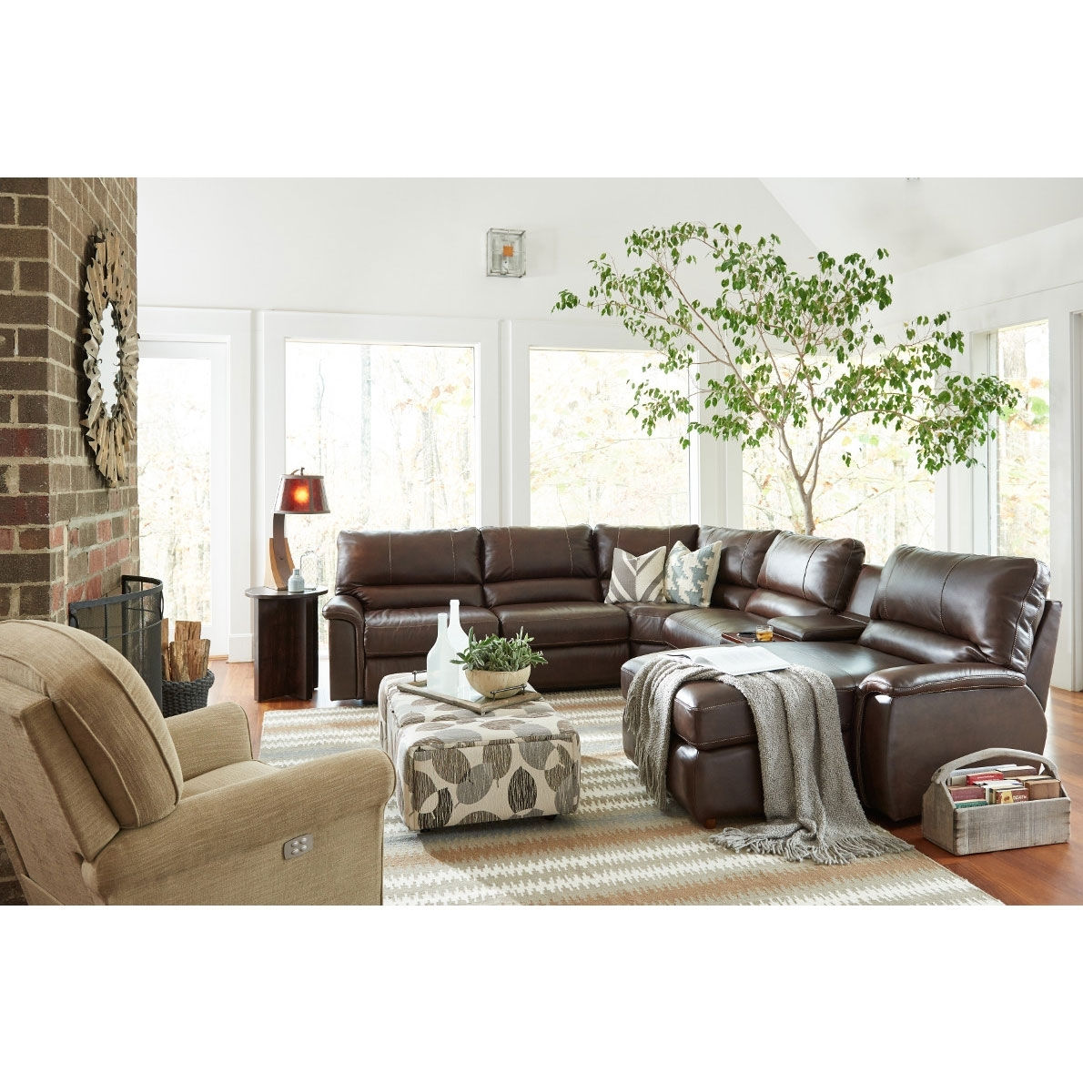 Aspen Sectional with regard to Aspen 2 Piece Sectionals With Laf Chaise (Image 9 of 30)