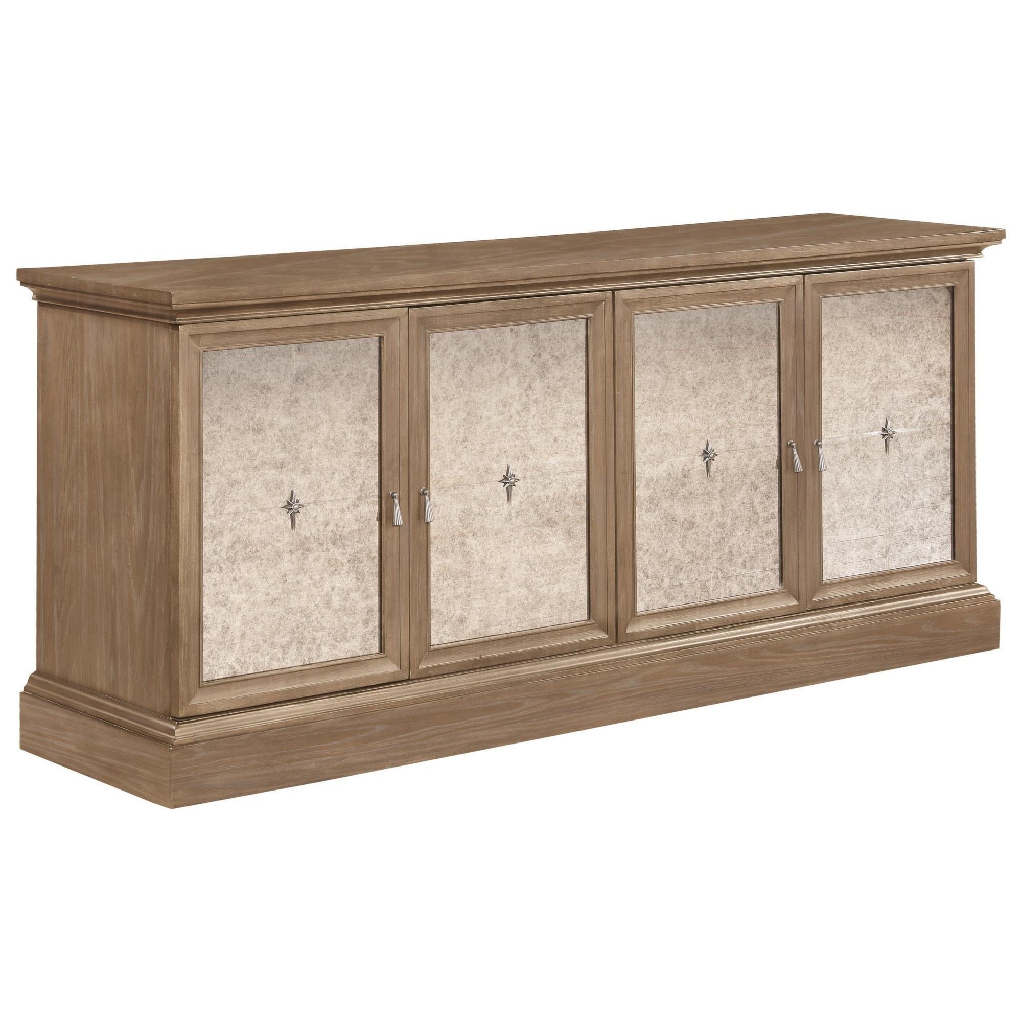 August Grove Volkmar Wooden Sideboard | Wayfair inside Lockwood Sideboards (Image 4 of 30)
