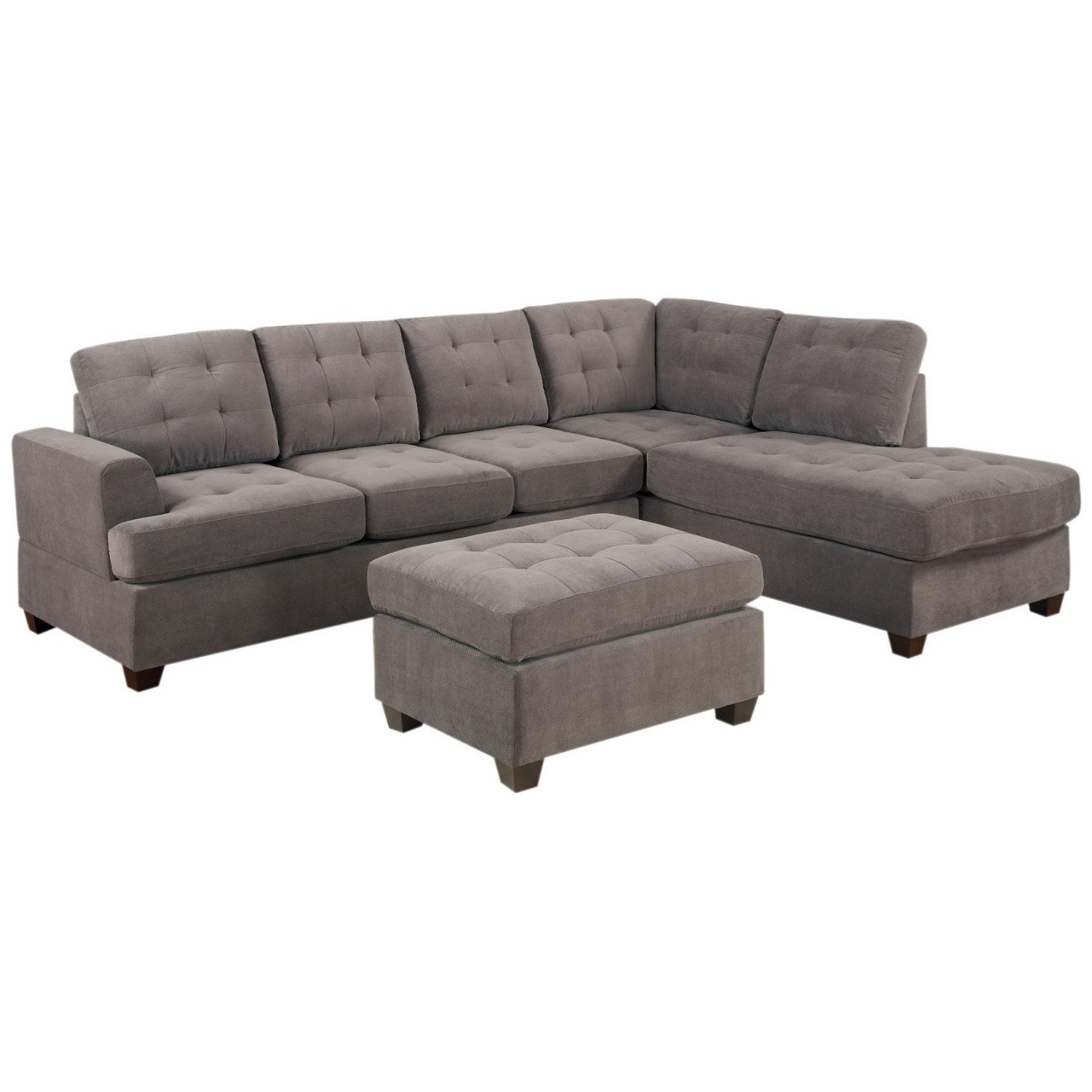 Awesome Sectional Sleeper Sofa With Chaise 76 Modern Sofa Ideas With With Regard To Collins Sofa Sectionals With Reversible Chaise (View 3 of 30)