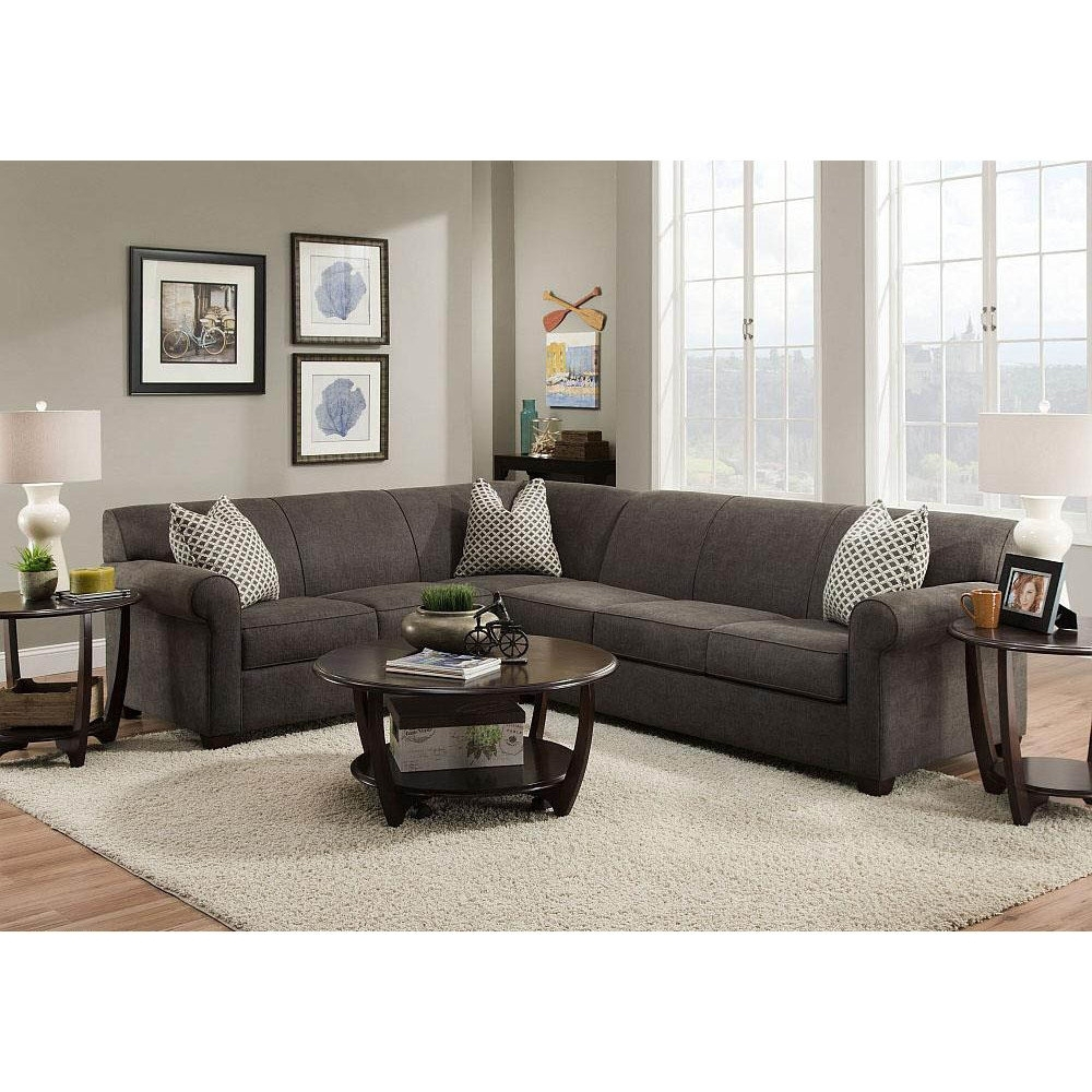 Bauhaus | Wayfair with Lucy Dark Grey 2 Piece Sectionals With Laf Chaise (Image 8 of 30)