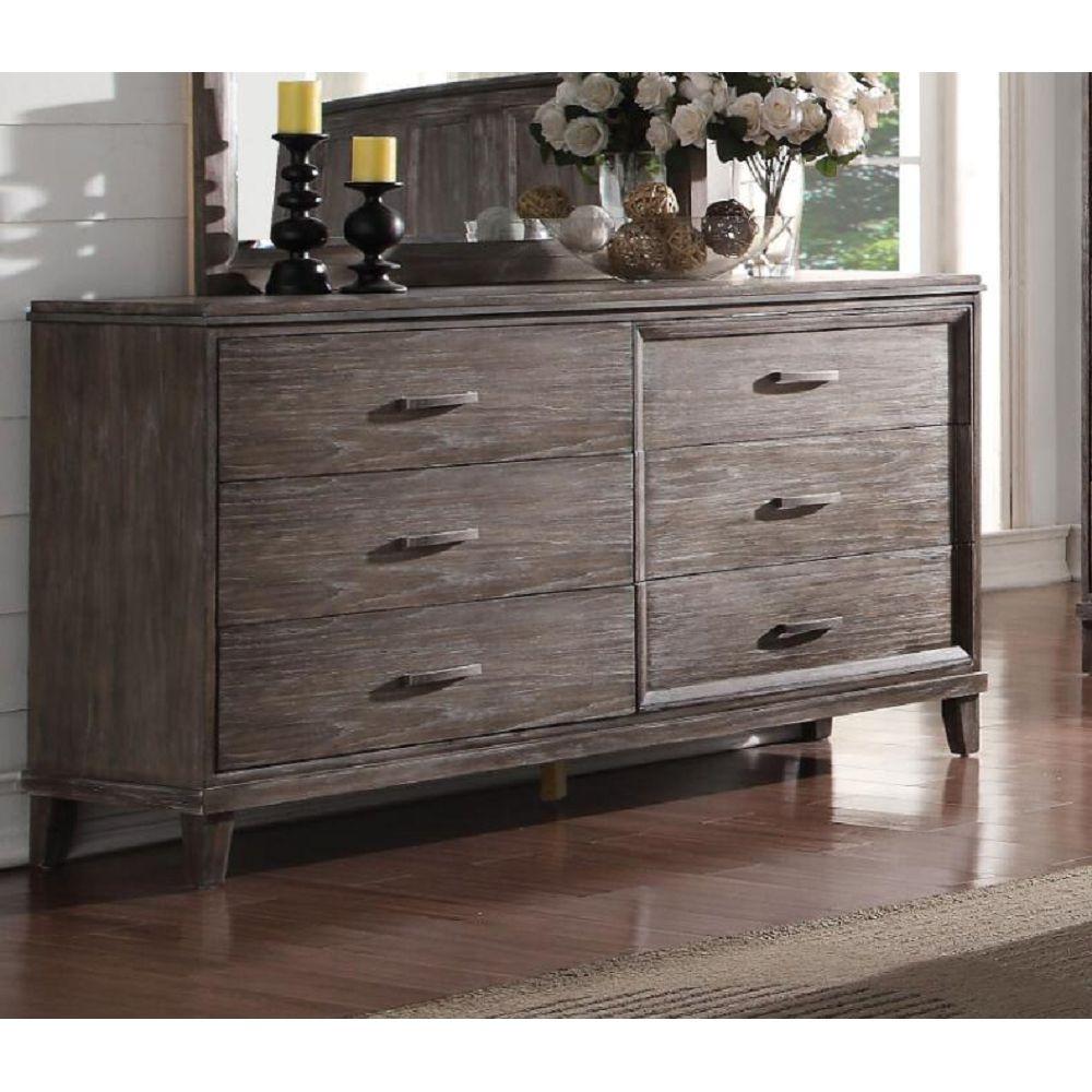 Bayonne Dresser Burnt Oak for Burnt Oak Wood Sideboards (Image 6 of 30)