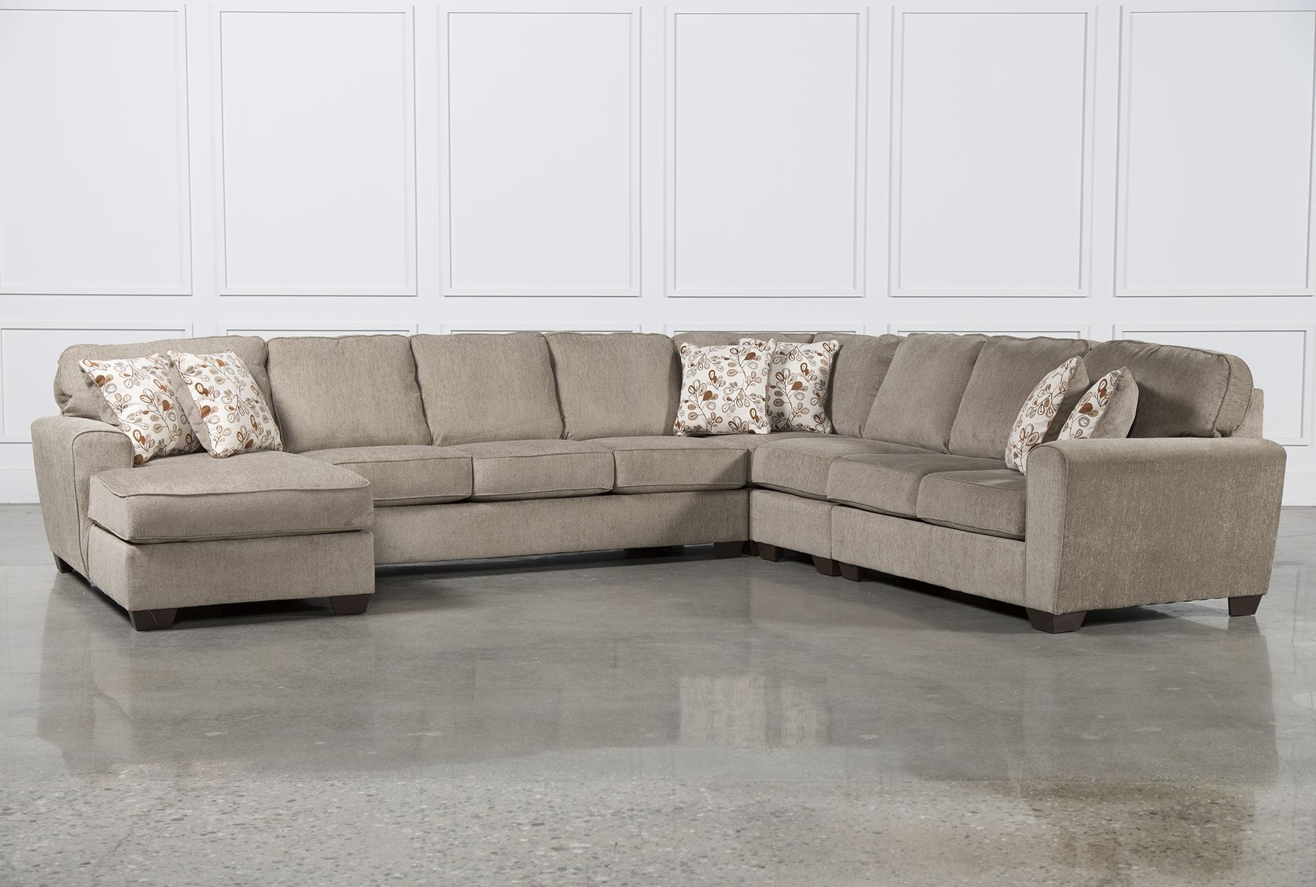 Best Ideas Of Laf Chaise On Gordon 3 Piece Sectional W Laf Chaise regarding Gordon 3 Piece Sectionals With Raf Chaise (Image 6 of 30)