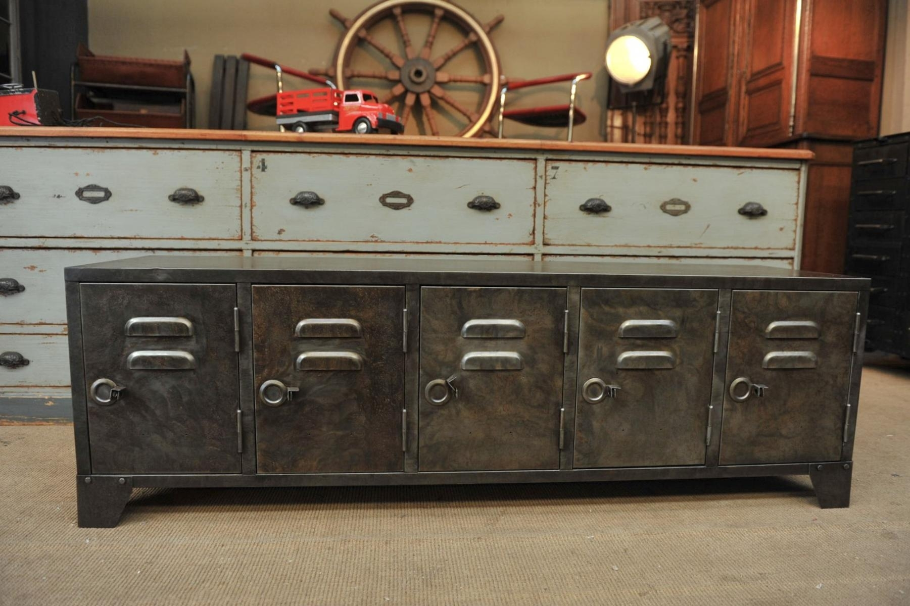Best Industrial Sideboard Ideas — Rocket Uncle Rocket Uncle pertaining to Iron Sideboards (Image 5 of 30)