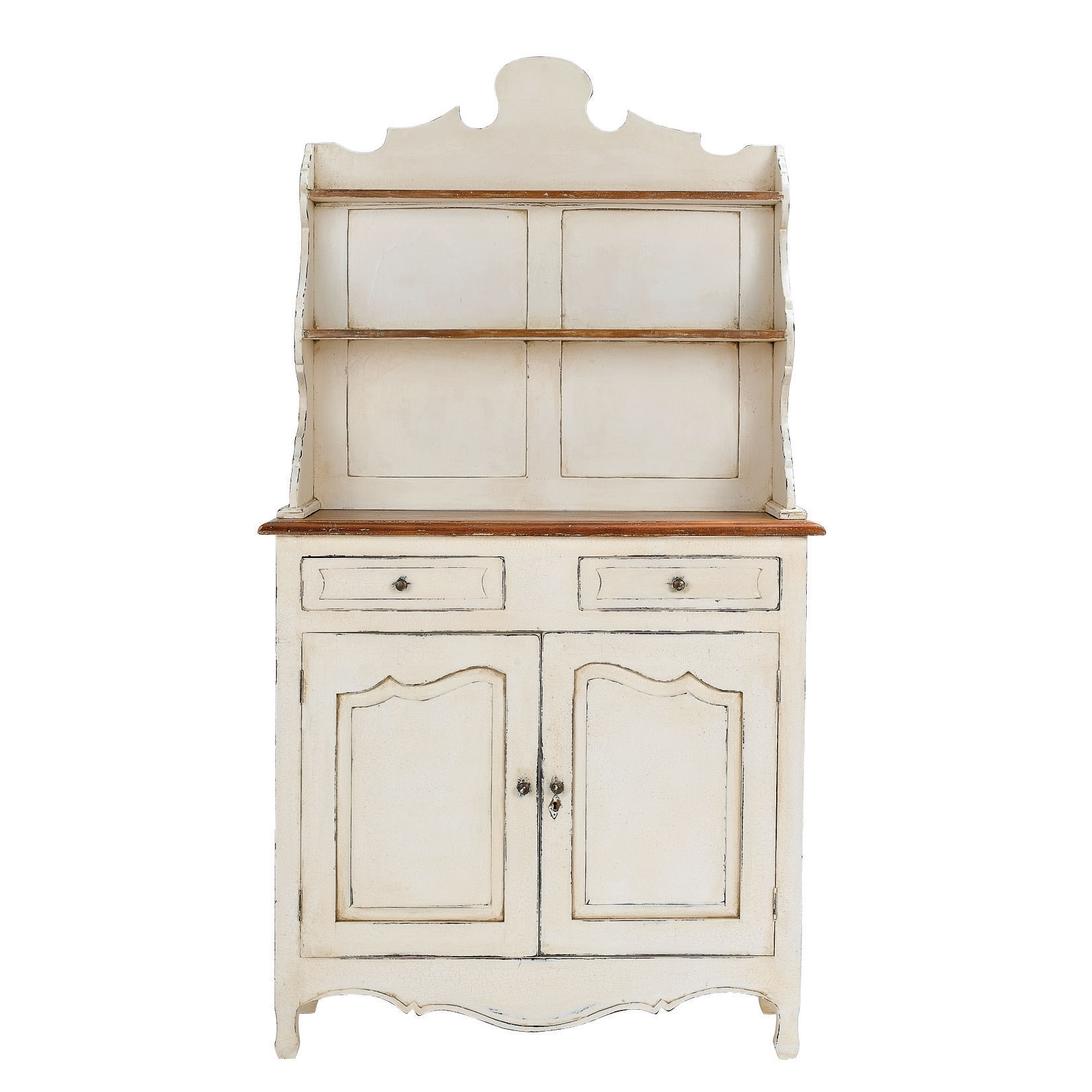 Best Kitchen Dressers For Displaying And Storing Your Tableware intended for Vintage 8 Glass Sideboards (Image 5 of 30)