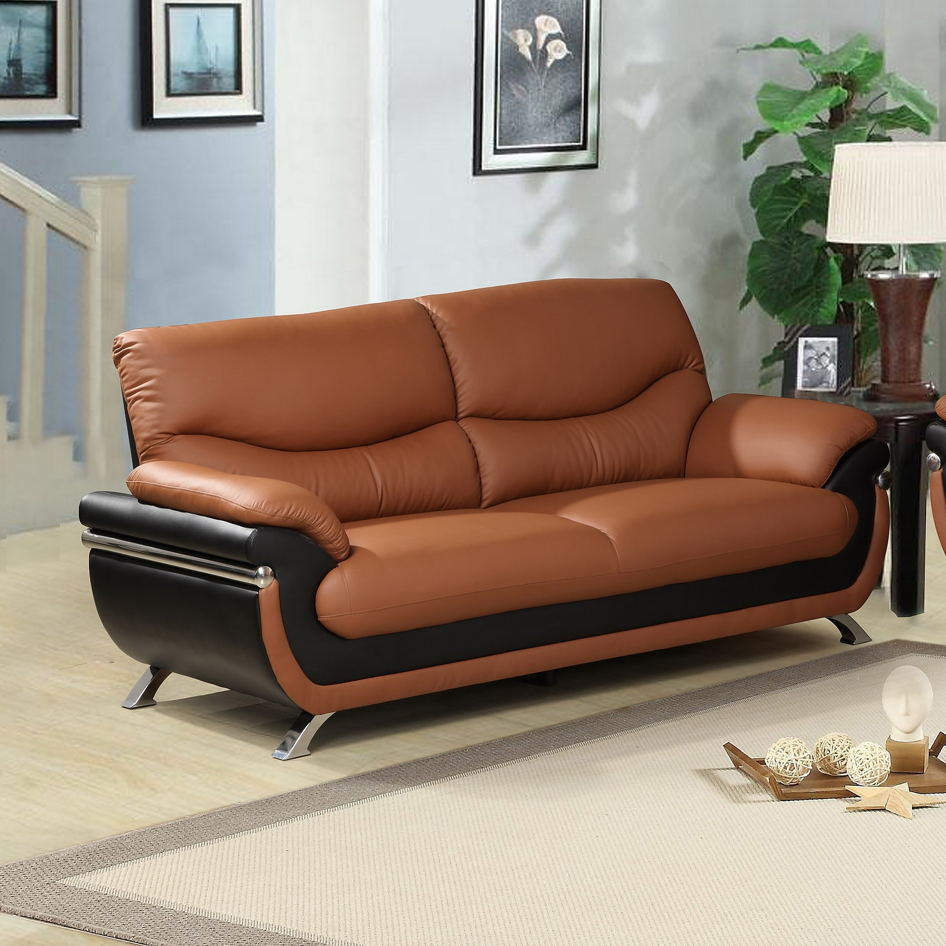 Beverly Fine Furniture | Wayfair in Declan 3 Piece Power Reclining Sectionals With Left Facing Console Loveseat (Image 3 of 30)