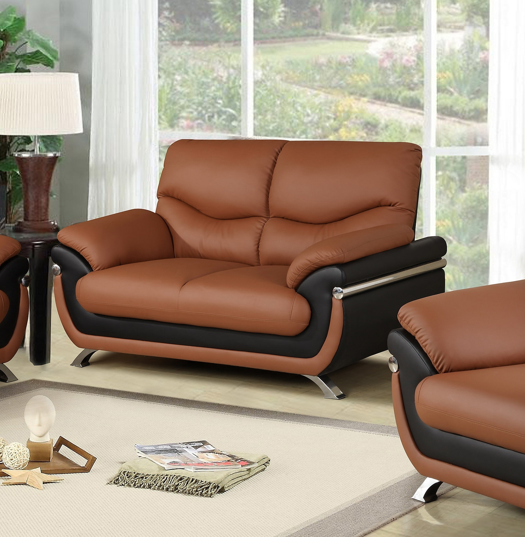 Beverly Fine Furniture | Wayfair regarding Declan 3 Piece Power Reclining Sectionals With Right Facing Console Loveseat (Image 4 of 30)