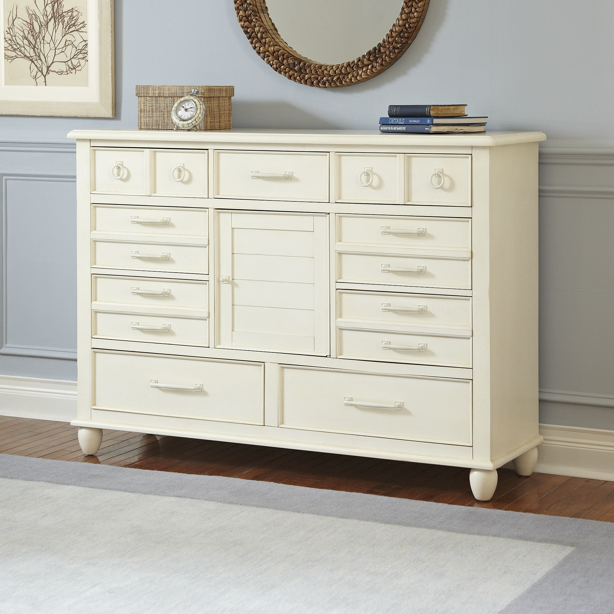 Birch Lane™ Reeves Combo Dresser & Reviews | Birch Lane within Parrish Sideboards (Image 5 of 30)