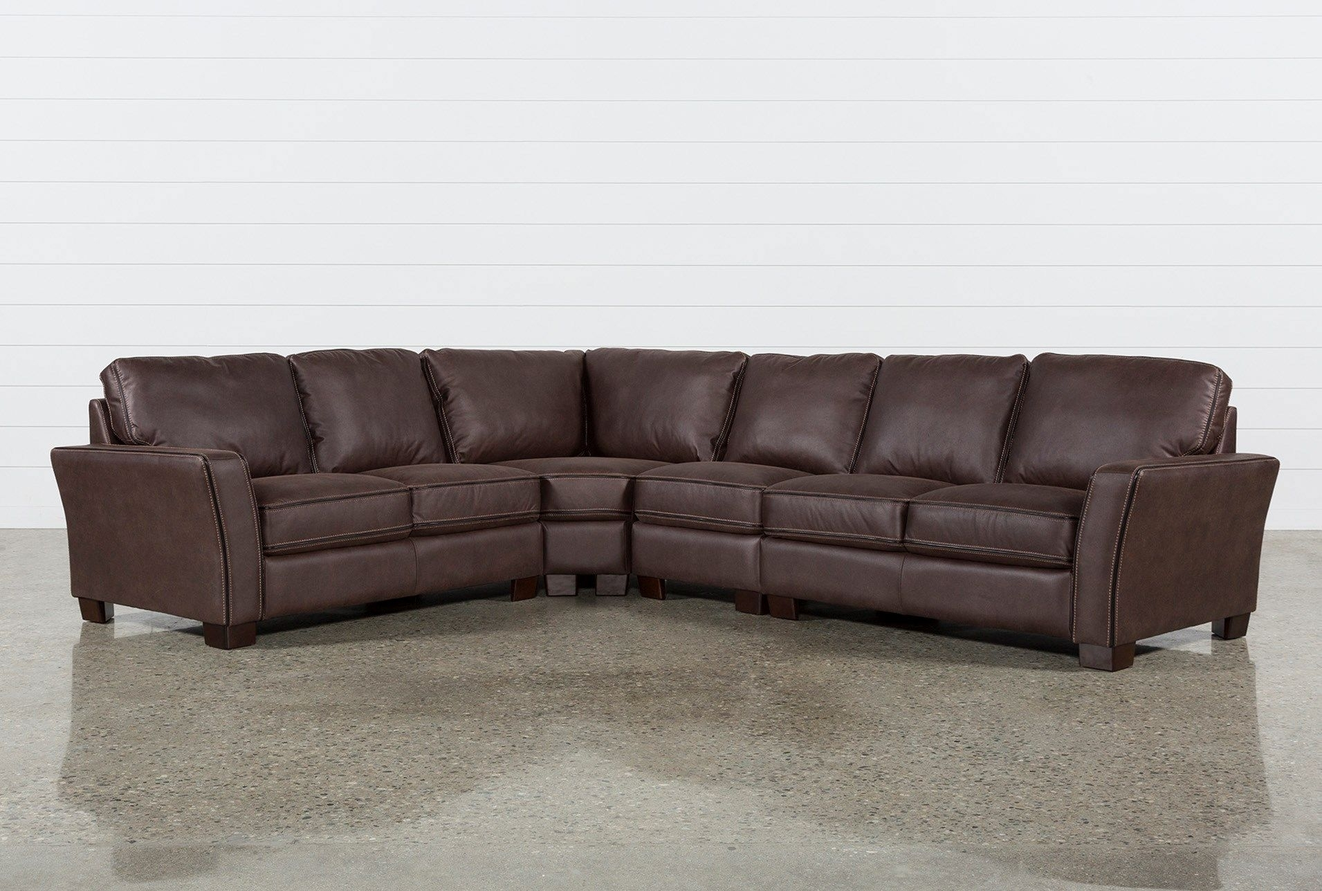 Blaine 4 Piece Sectional | House: Living Room | Pinterest | 3 Piece intended for Karen 3 Piece Sectionals (Image 5 of 30)