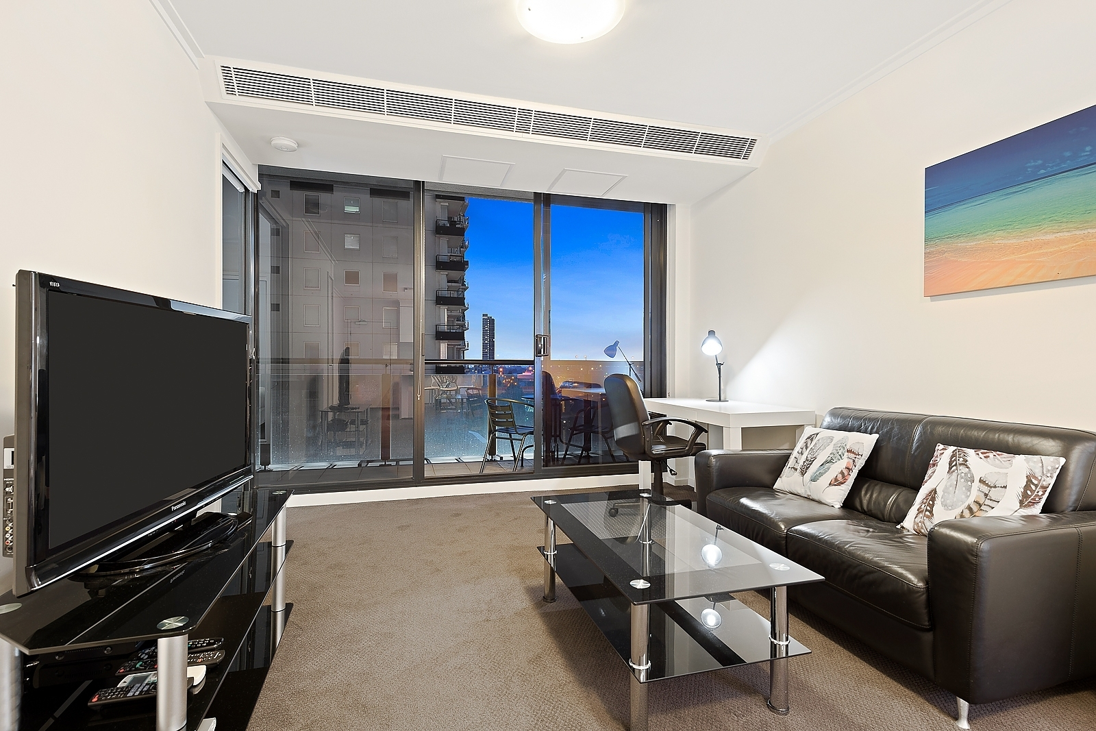 Book A Serviced Apartment In Southbank For Business Accommodations within Elm Grande Ii 2 Piece Sectionals (Image 8 of 30)