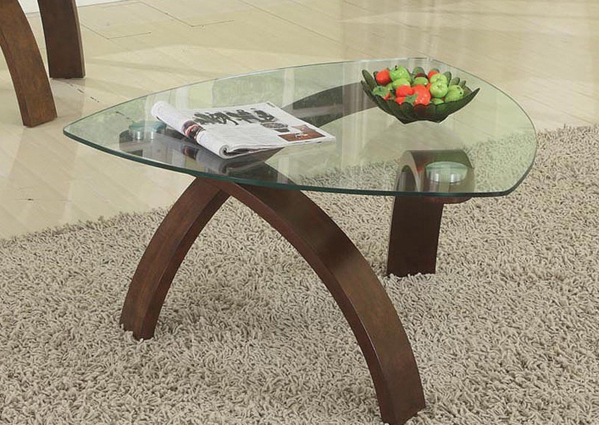 Brassex Teagan Coffee Table | Wayfair with regard to Teagan Sideboards (Image 9 of 30)