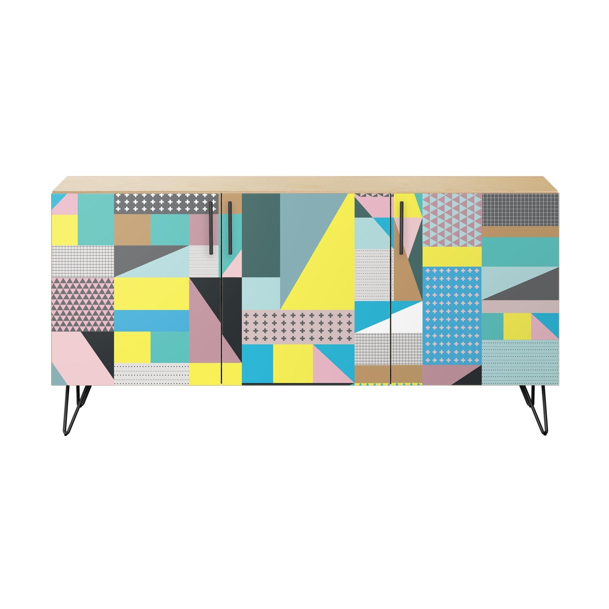 Brayden Studio Meeks Sideboard | Wayfair intended for Teagan Sideboards (Image 13 of 30)