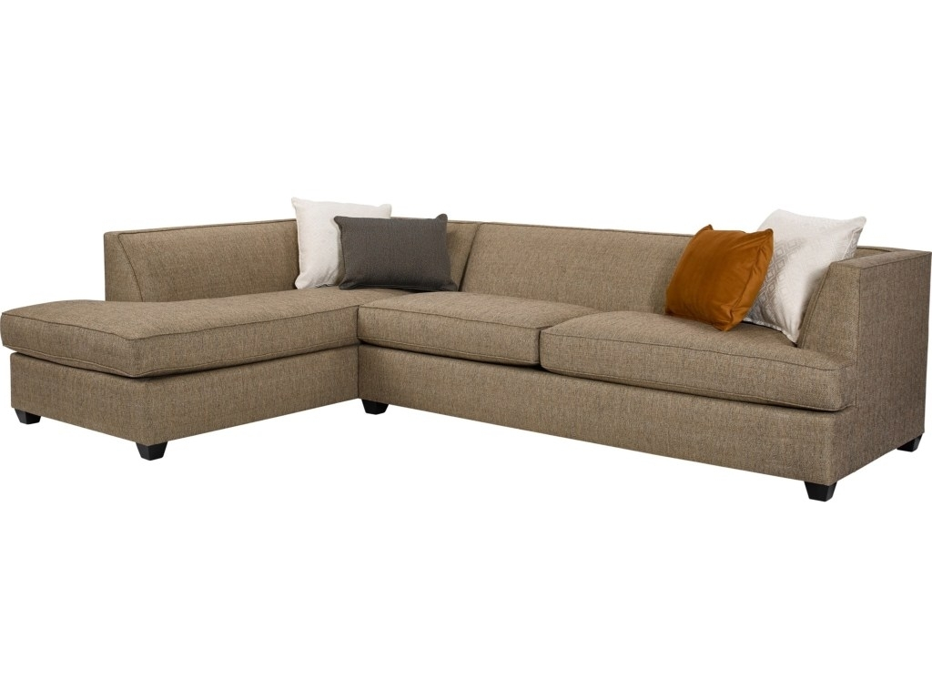 Broyhill Furniture Farida Piece Sectional Sofa With Laf Chaise for Delano 2 Piece Sectionals With Raf Oversized Chaise (Image 5 of 30)