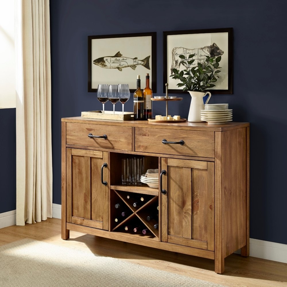 Buffet & Serving Sideboards At Dynamic Home Decor pertaining to Norwood Sideboards (Image 7 of 30)
