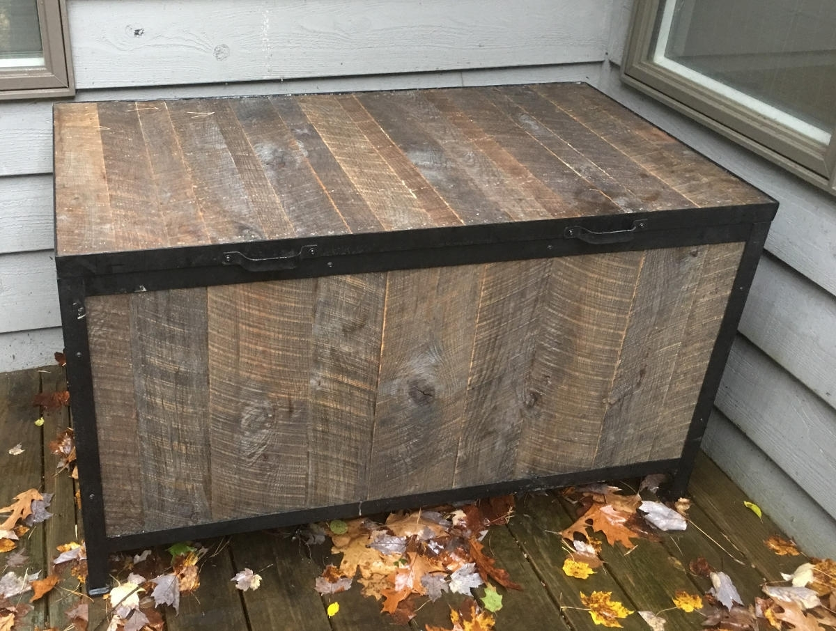Buffets / Bars / Cabinets | Hearthwoods Pertaining To Metal Framed Reclaimed Wood Sideboards (View 30 of 30)