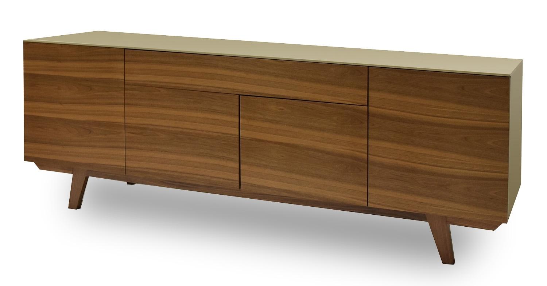 Buffets |Dezign Furniture & Homewares Stores - Sydney Furniture throughout Mango Wood Grey 4-Drawer 4-Door Sideboards (Image 7 of 30)