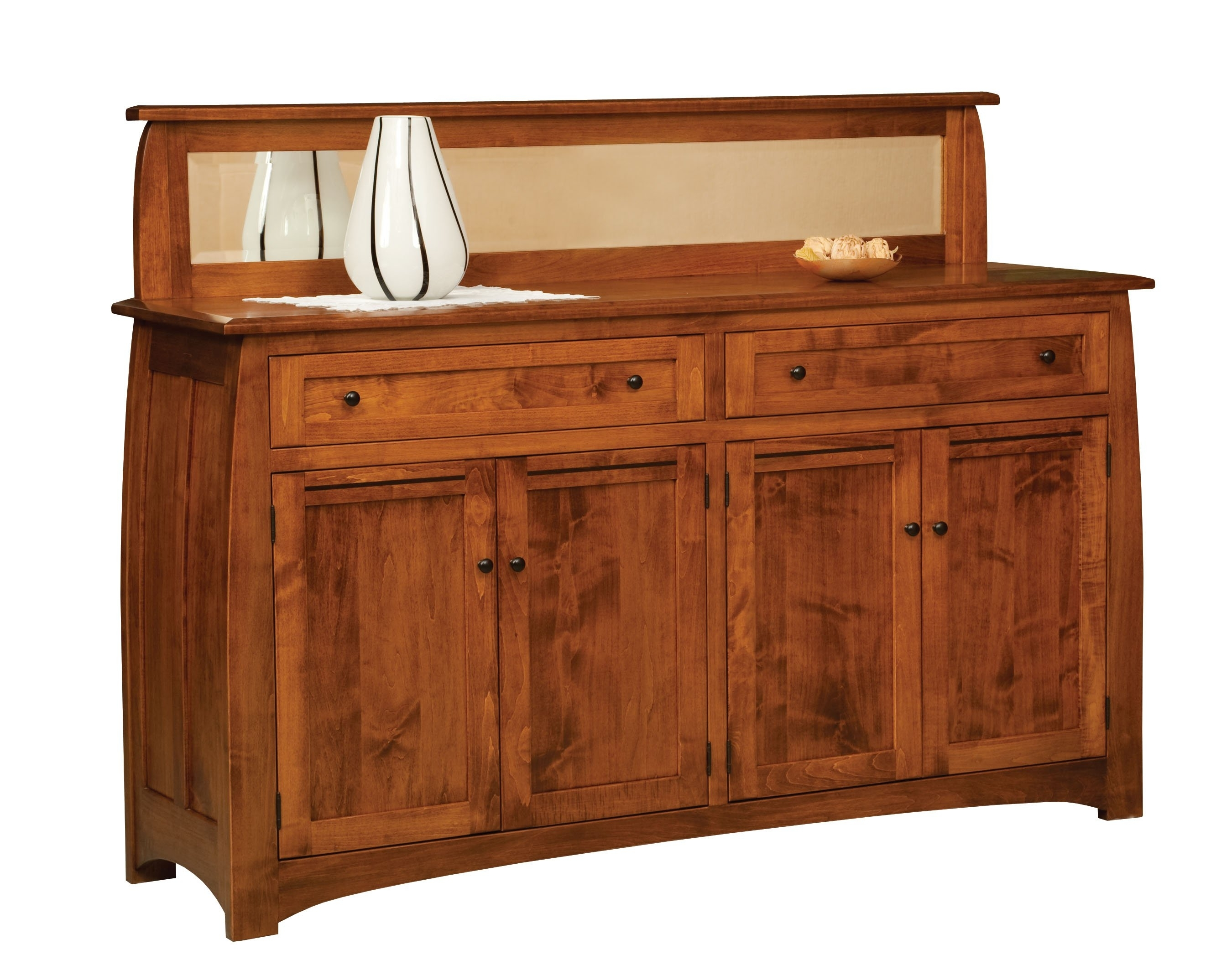 Buffets & Sideboards | Amish Crafted Furniture regarding Candice Ii Sideboards (Image 3 of 30)
