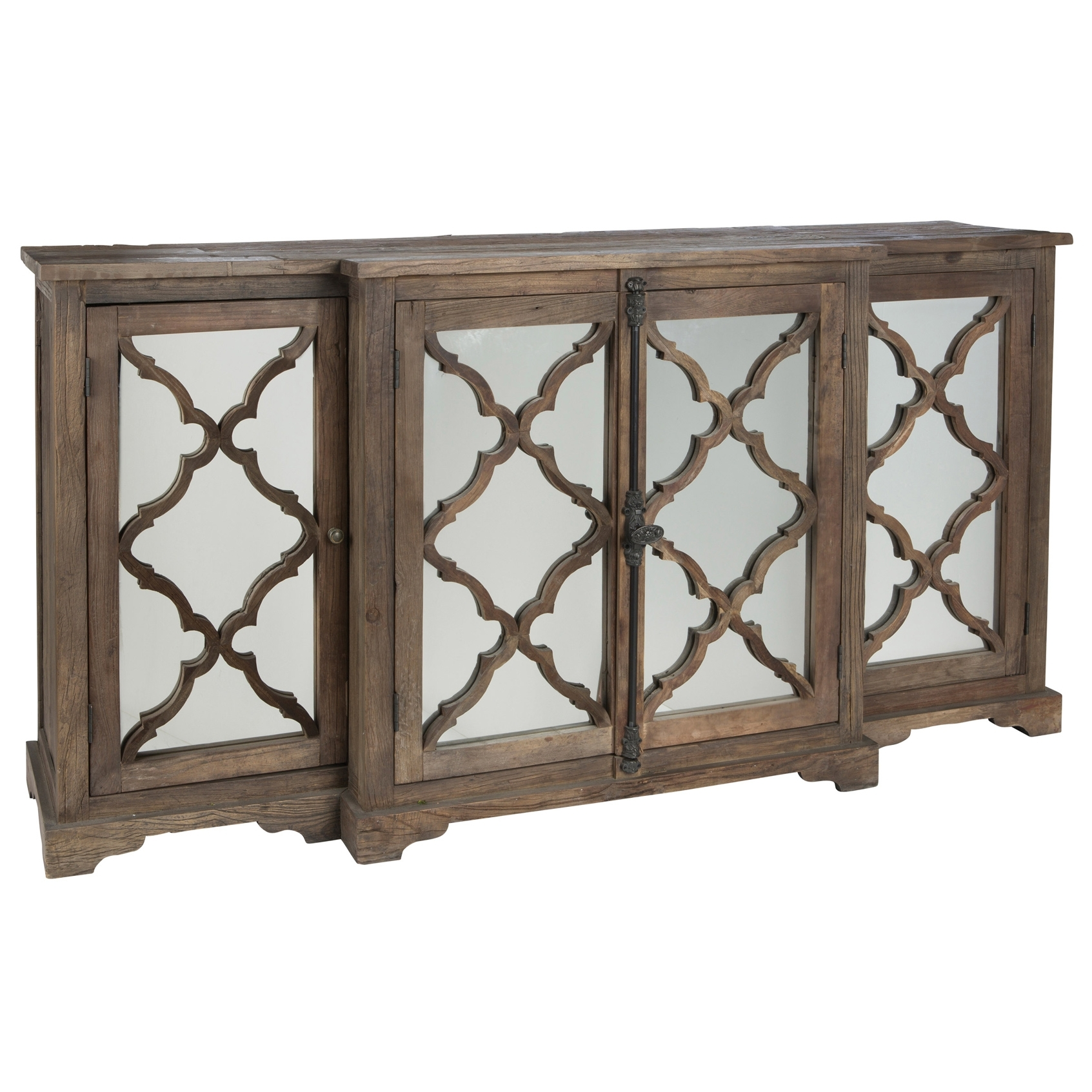 Buffets & Sideboards | Kathy Kuo Home Throughout Iron Sideboards (View 7 of 30)
