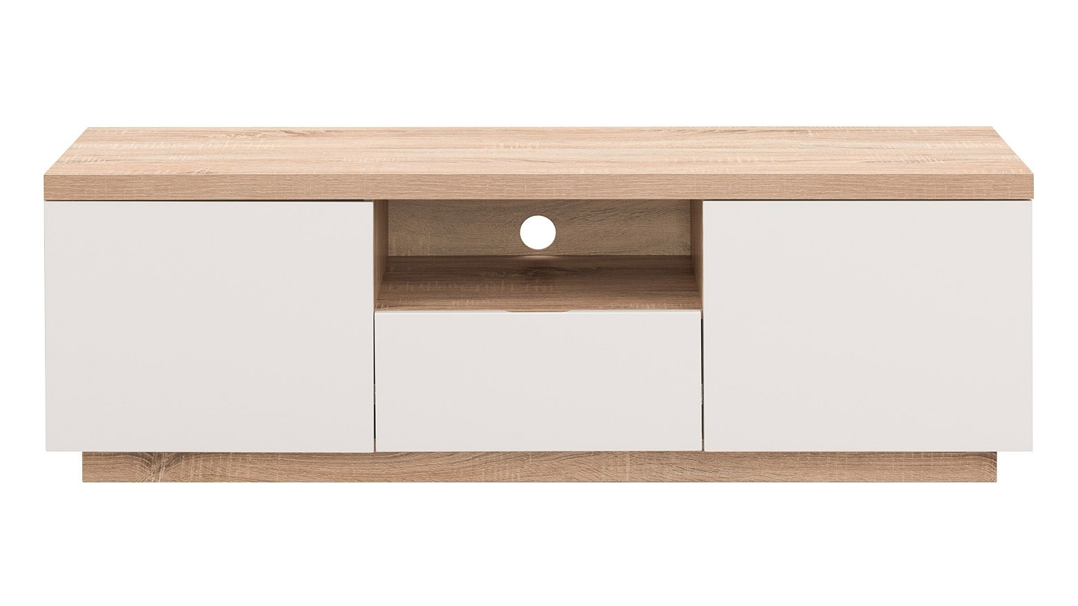 Buy Brunswick Entertainment Unit | Harvey Norman Au in Solar Refinement Sideboards (Image 4 of 30)