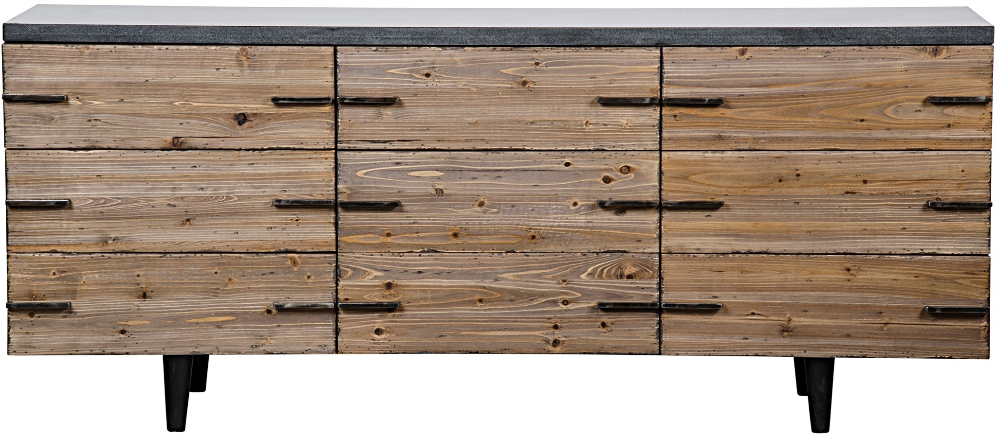 Cabinets, Consoles & Sofa Tables | Htgt Furniture regarding Light Brown Reclaimed Elm & Pine 84 Inch Sideboards (Image 10 of 30)