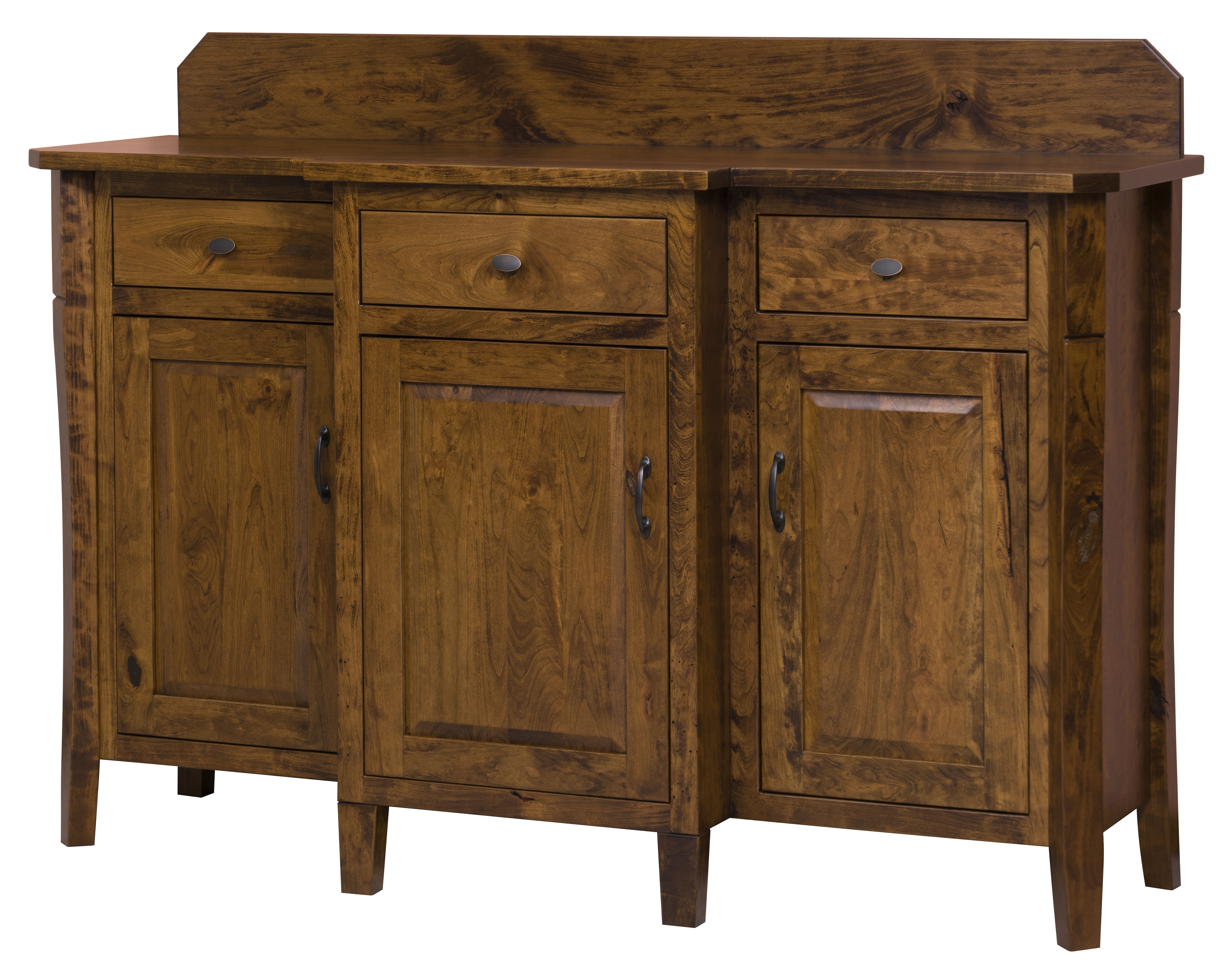 Candice Sideboard - Amish Crafted Furniture within Candice Ii Sideboards (Image 14 of 30)