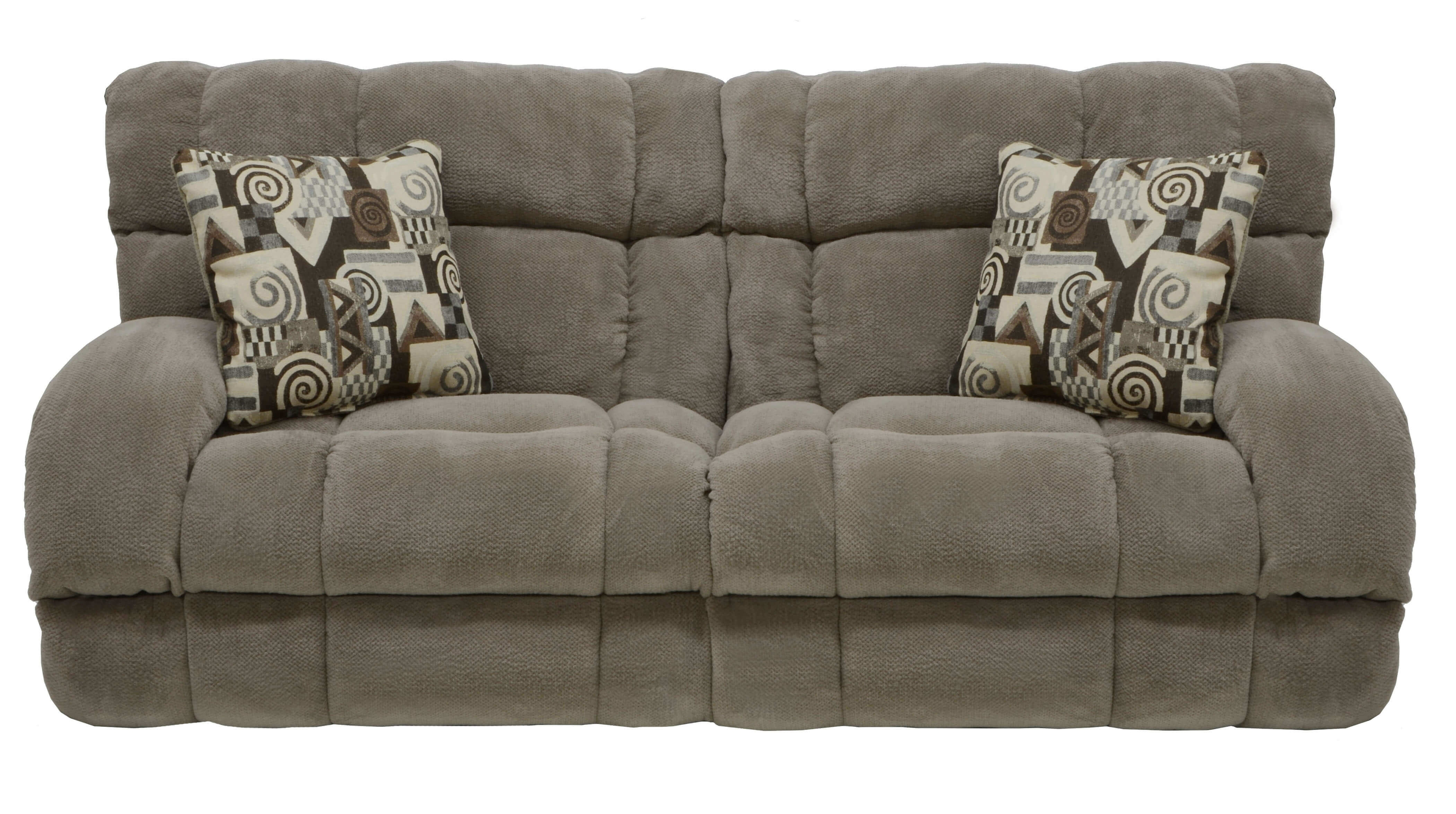 Catnapper Siesta Reclining Sofa | Delano's Furniture And Mattress with regard to Delano Smoke 3 Piece Sectionals (Image 5 of 30)