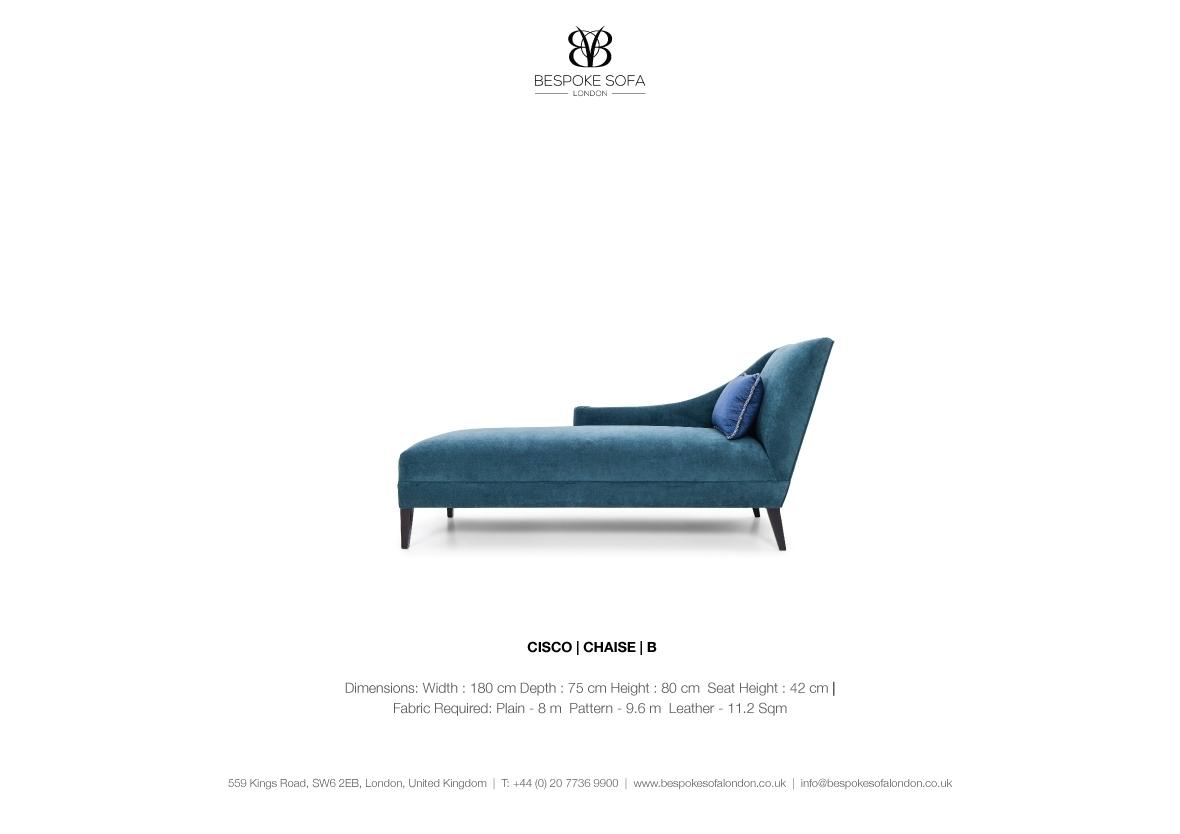 Chaise London. Latest Chaise De Bureau London Bureau Beautiful with regard to London Optical Reversible Sofa Chaise Sectionals (Image 7 of 30)